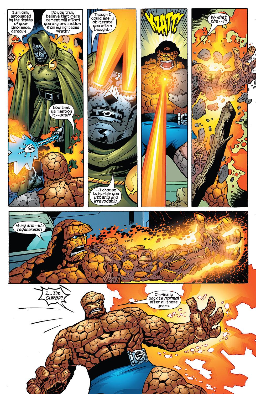 Read online Fantastic Five (2007) comic -  Issue #3 - 9