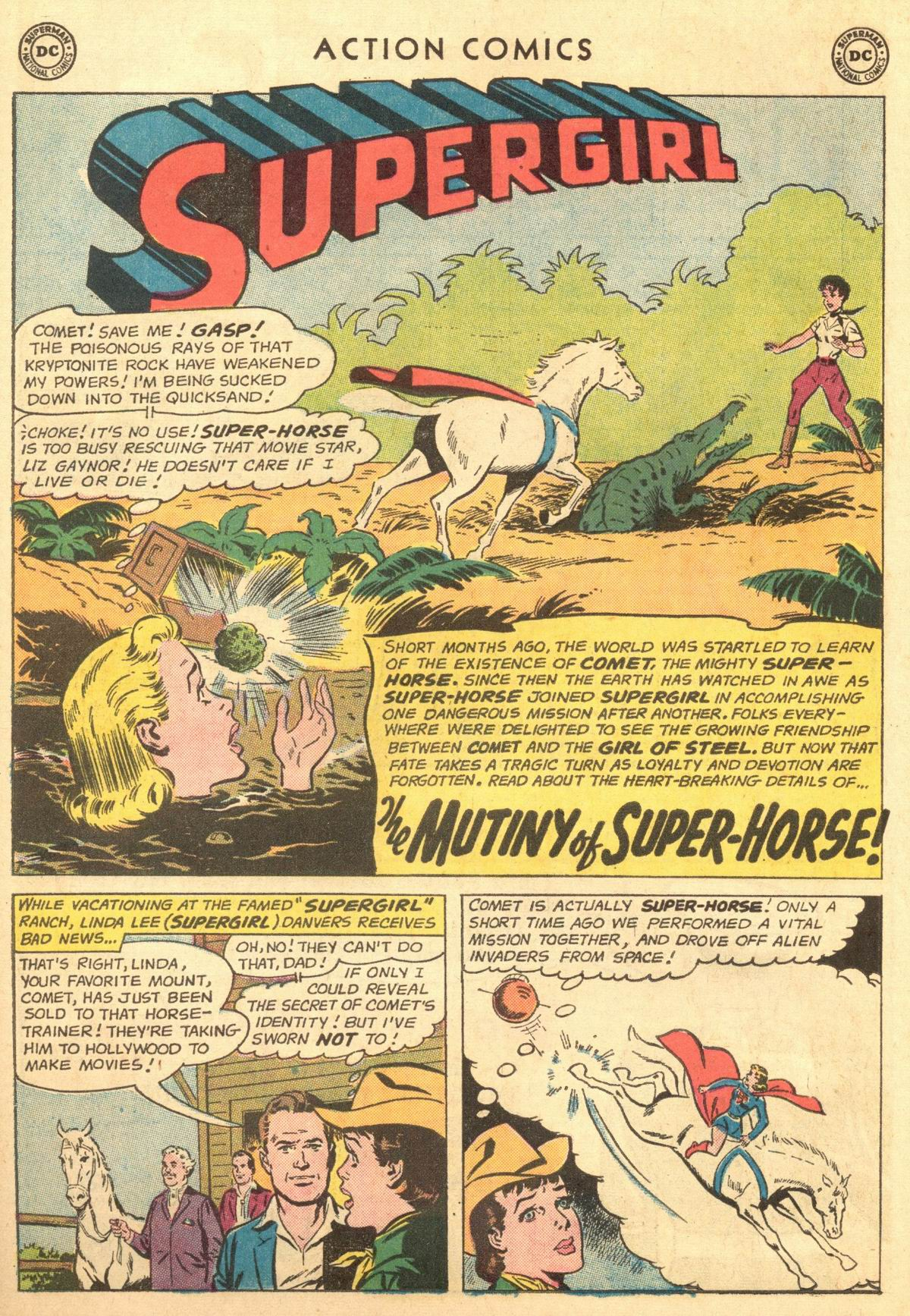 Action Comics (1938) 294 Page 21