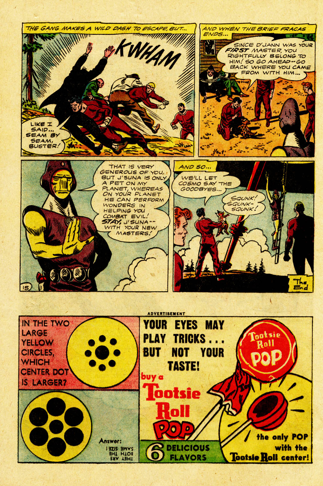 Challengers of the Unknown (1958) issue 32 - Page 28
