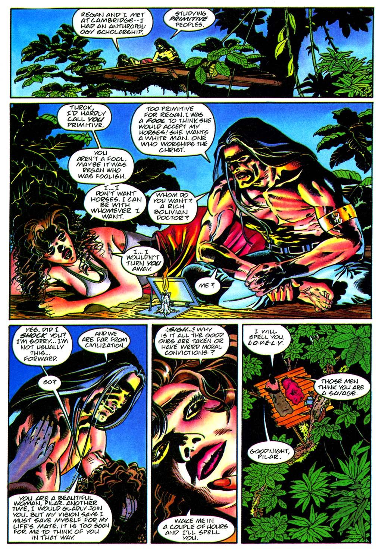 Read online Turok, Dinosaur Hunter (1993) comic -  Issue #28 - 9