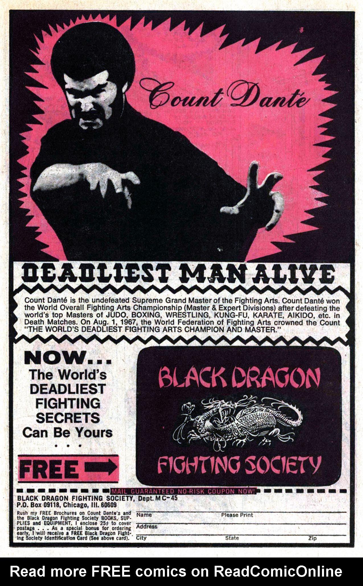 Read online Amazing Adventures (1970) comic -  Issue #30 - 23