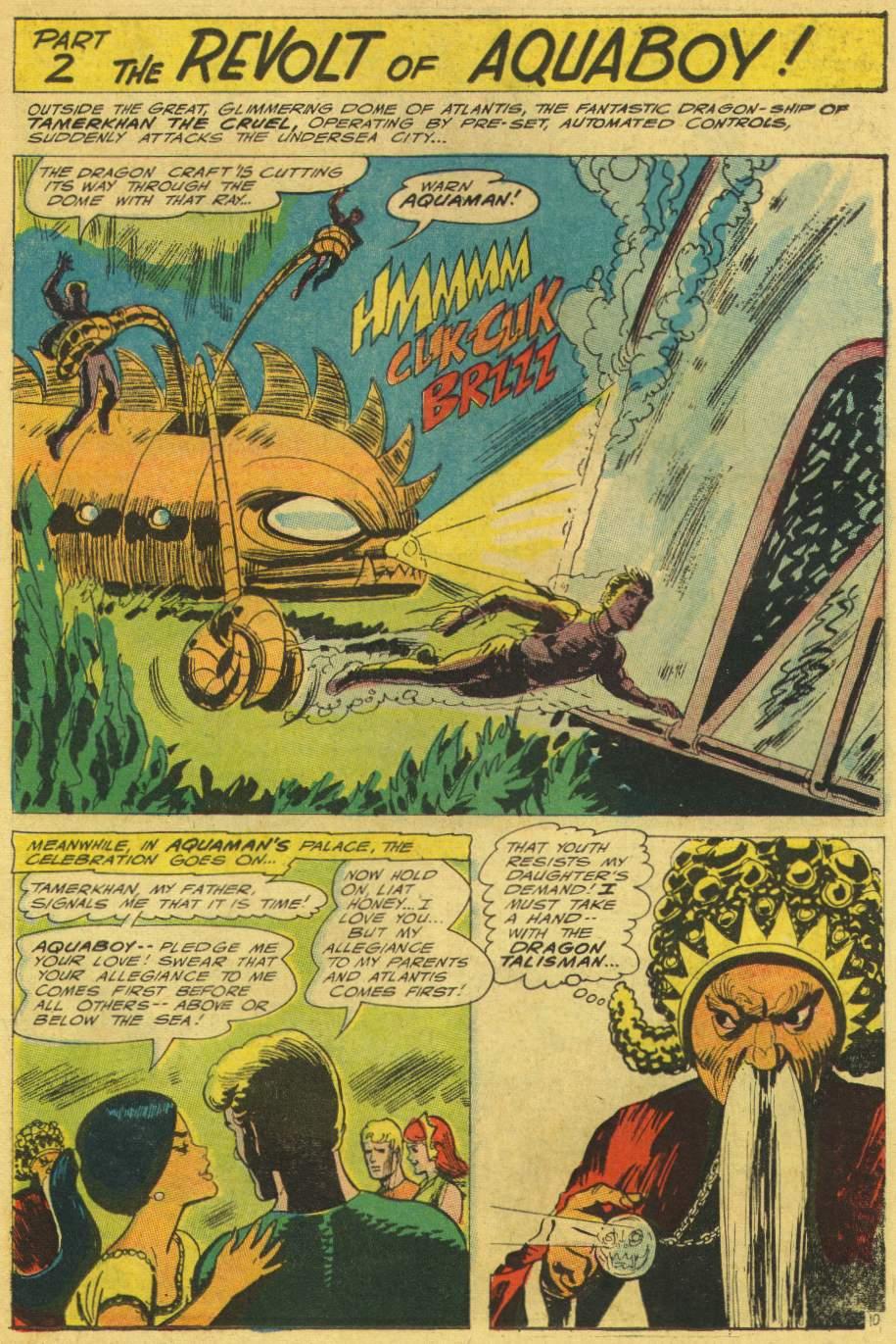Read online Aquaman (1962) comic -  Issue #25 - 15
