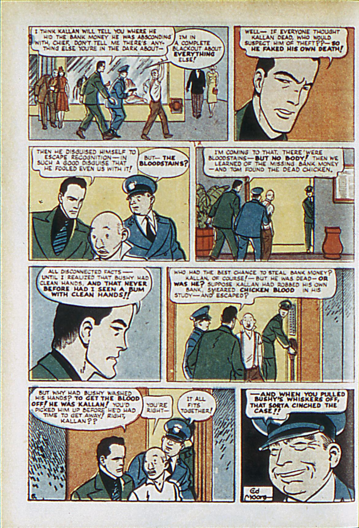 Read online Adventure Comics (1938) comic -  Issue #61 - 47