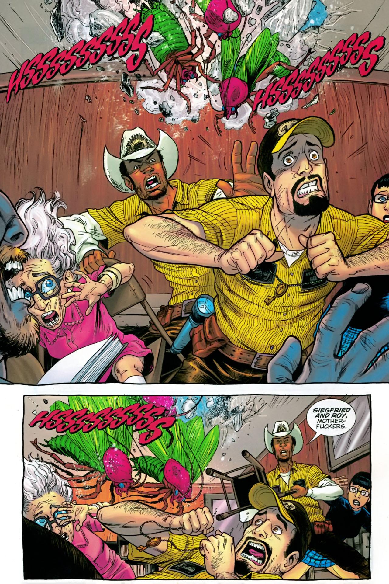 Read online The Exterminators comic -  Issue #28 - 9