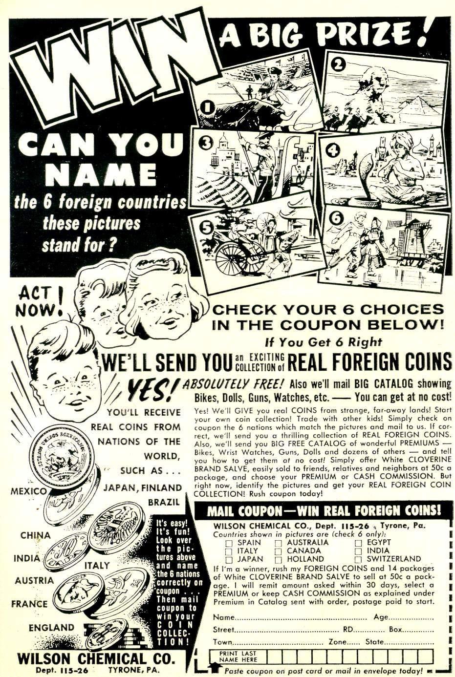 Read online Adventure Comics (1938) comic -  Issue #264 - 35