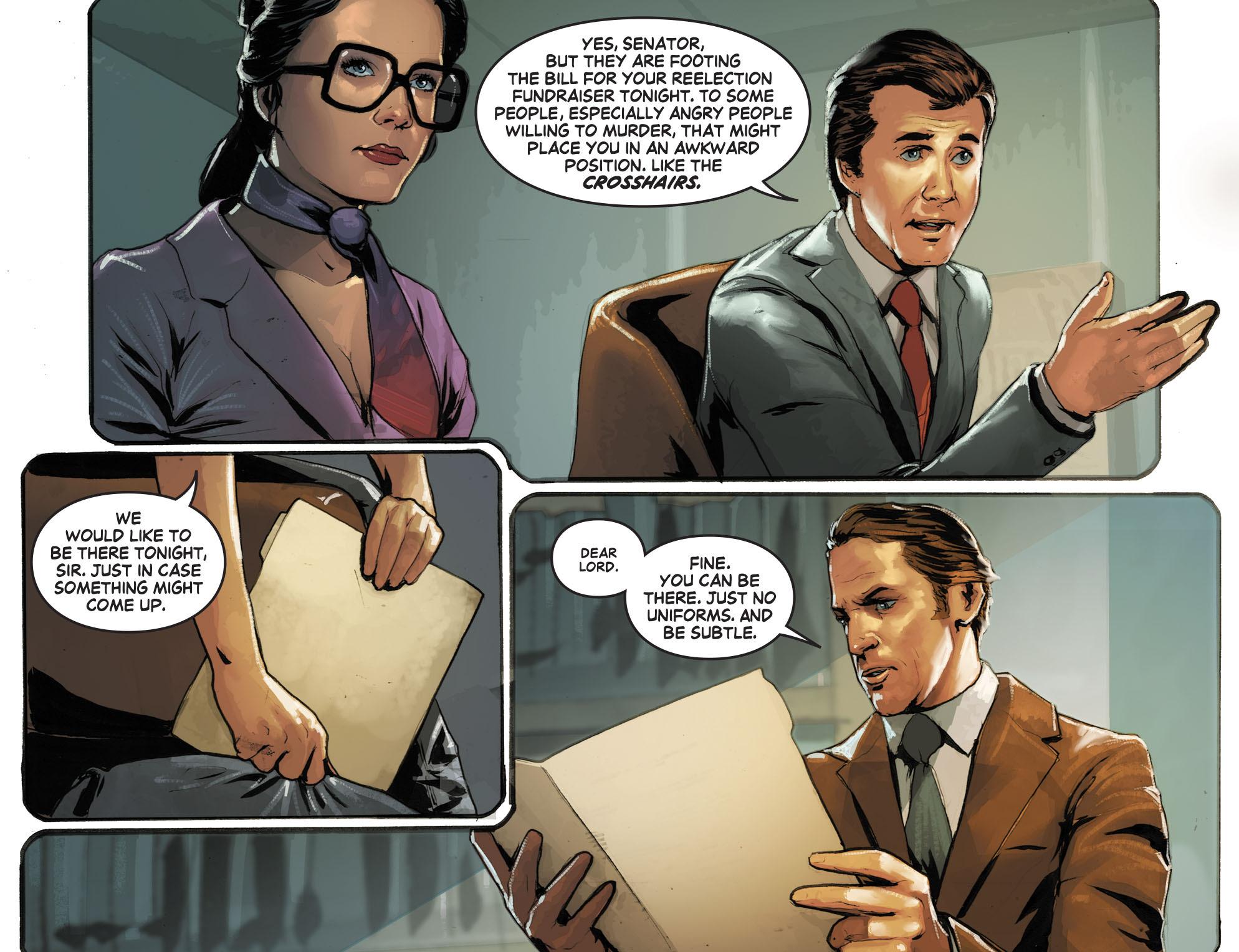Read online Wonder Woman '77 [I] comic -  Issue #10 - 16