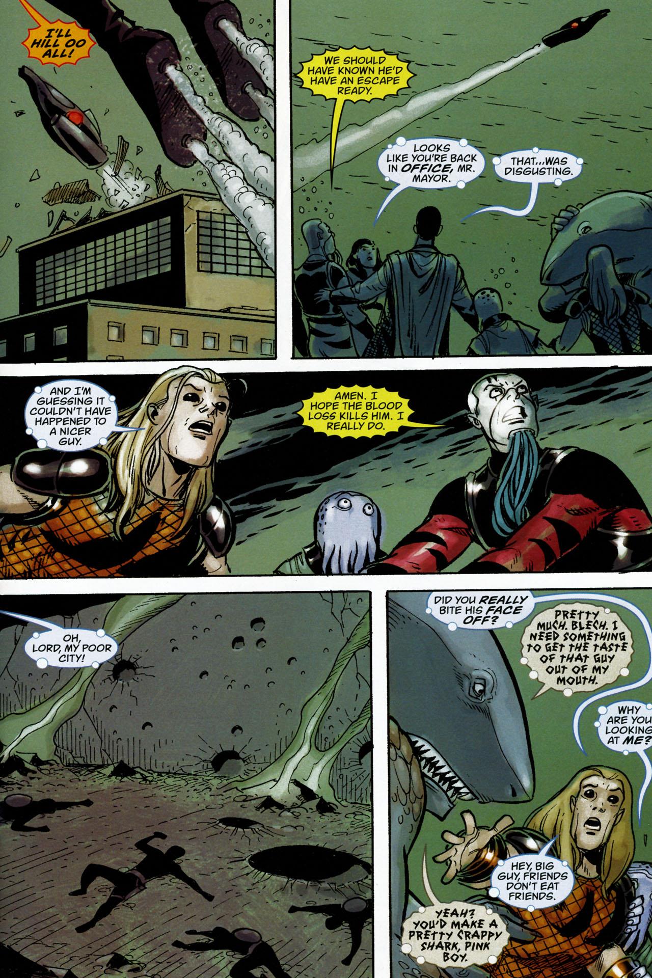 Read online Aquaman: Sword of Atlantis comic -  Issue #53 - 21