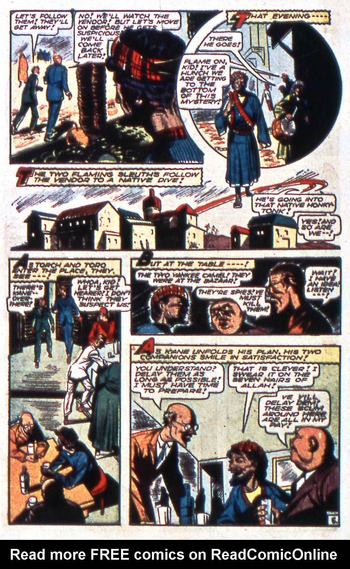 Read online All-Winners Comics comic -  Issue #12 - 8