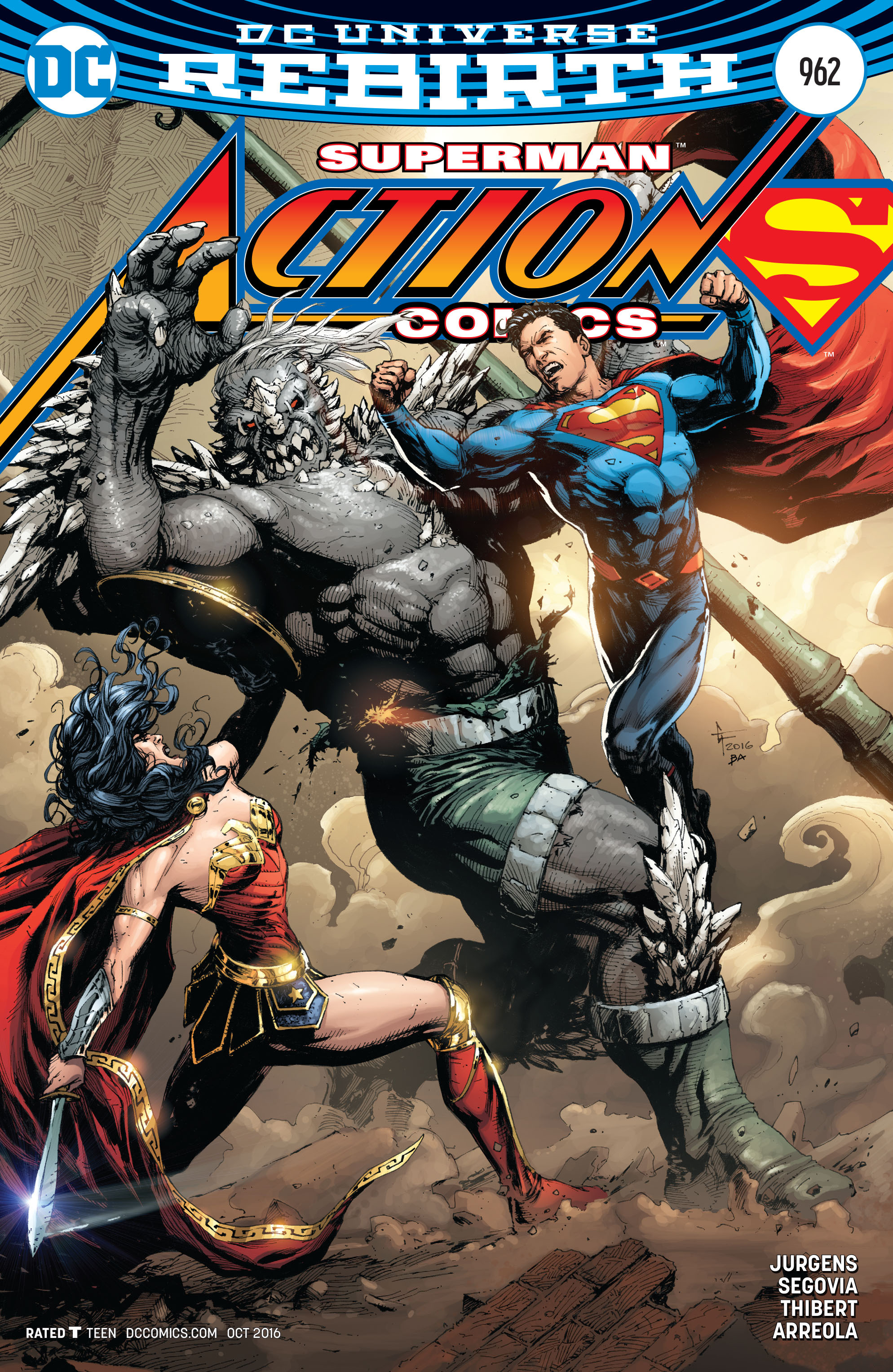 Read online Action Comics (2016) comic -  Issue #962 - 3