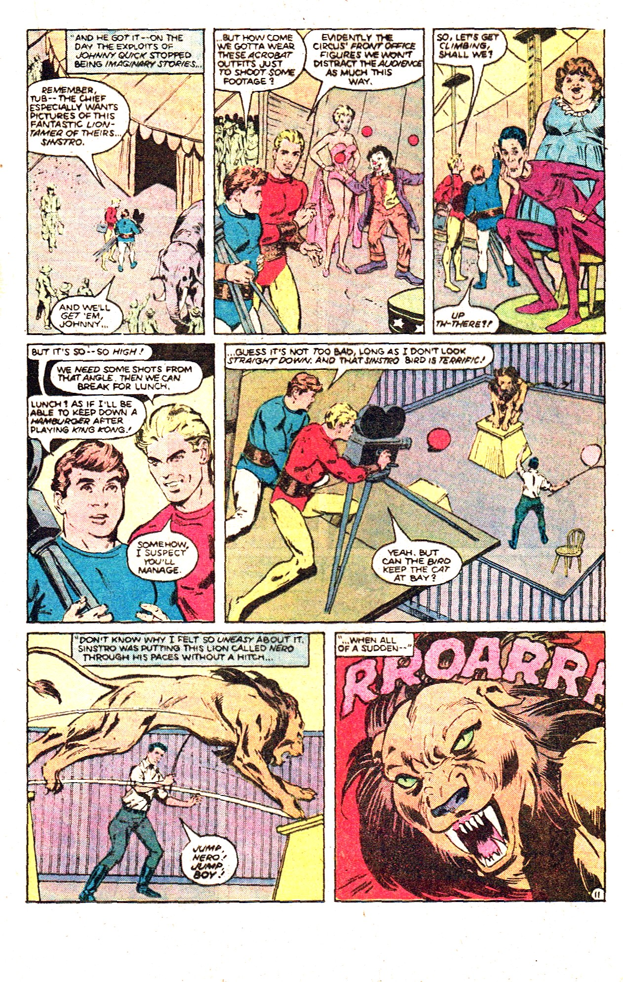 Read online All-Star Squadron comic -  Issue #65 - 17