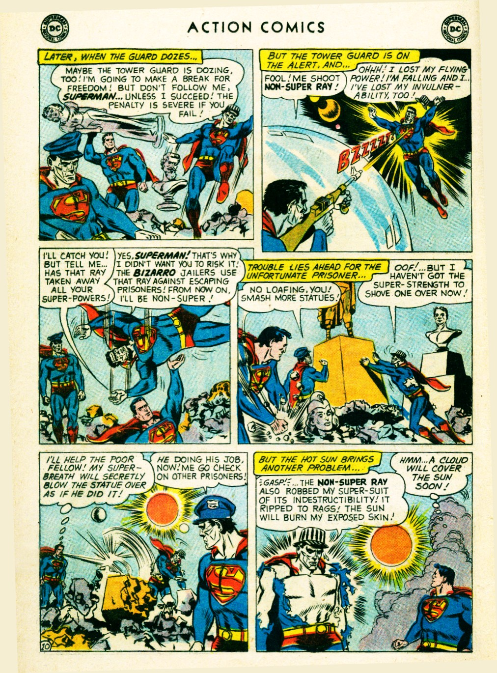 Read online Action Comics (1938) comic -  Issue #263 - 12