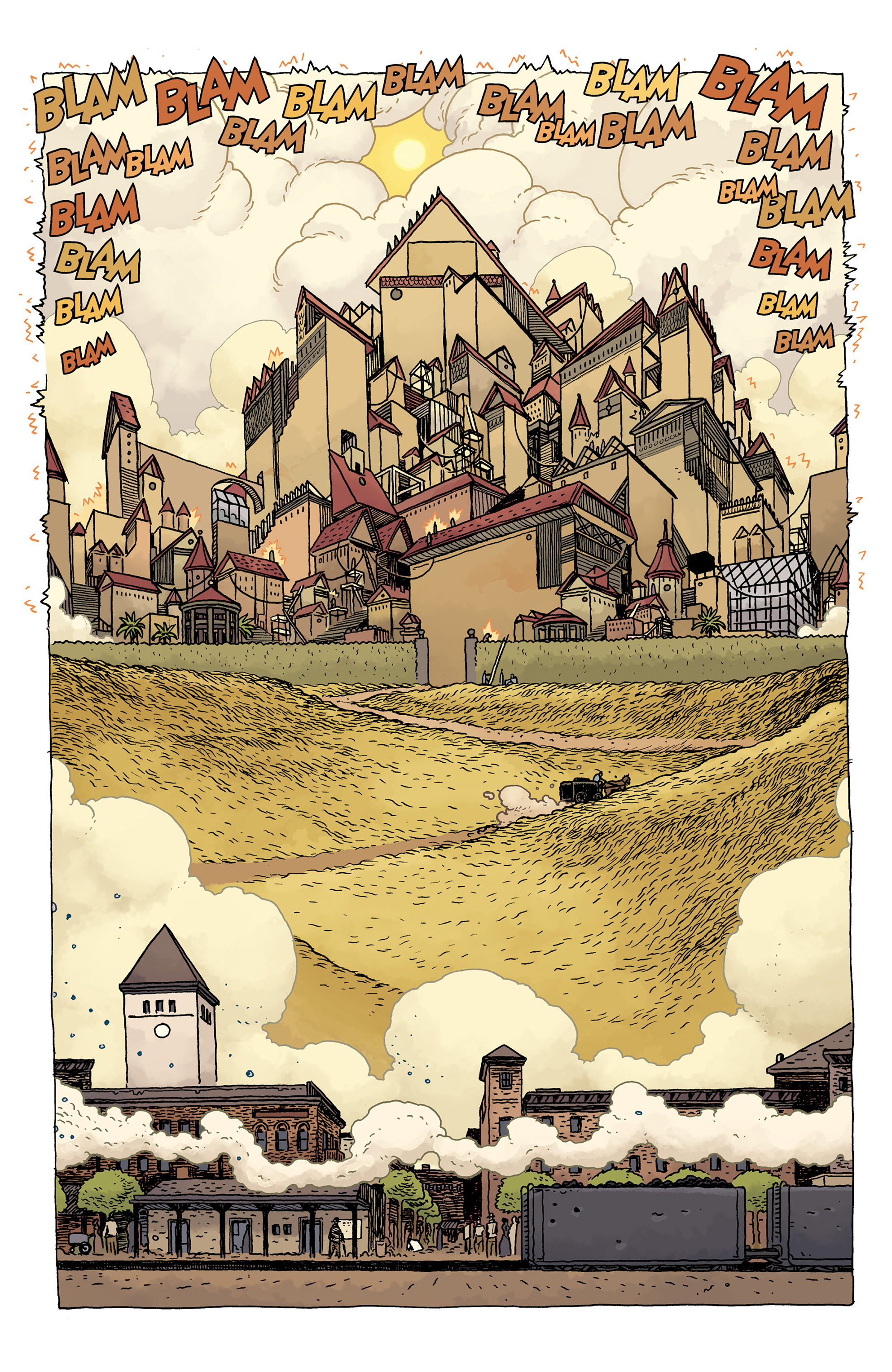 House of Penance 1 Page 3