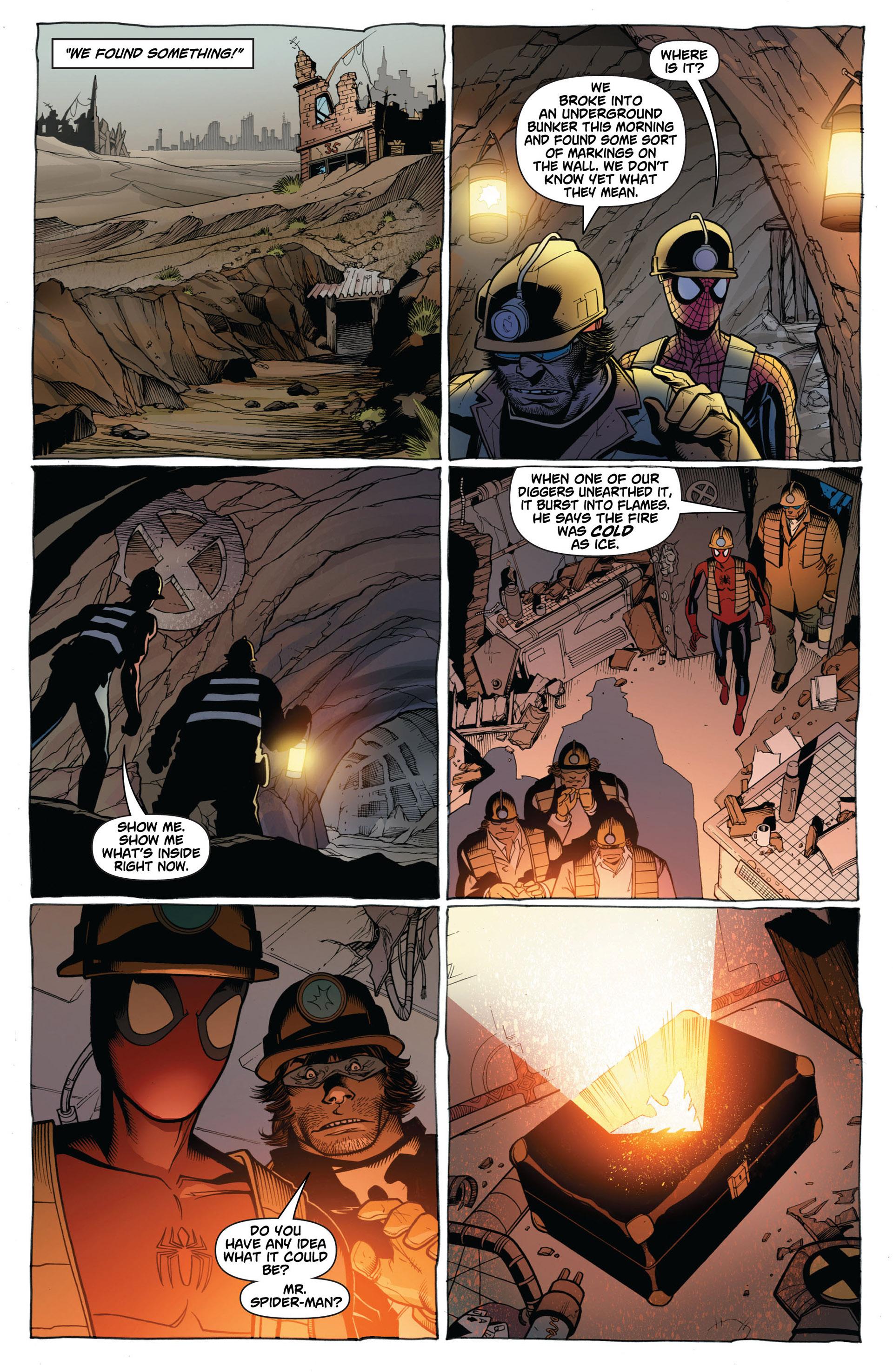 Read online Astonishing Spider-Man & Wolverine comic -  Issue #2 - 15