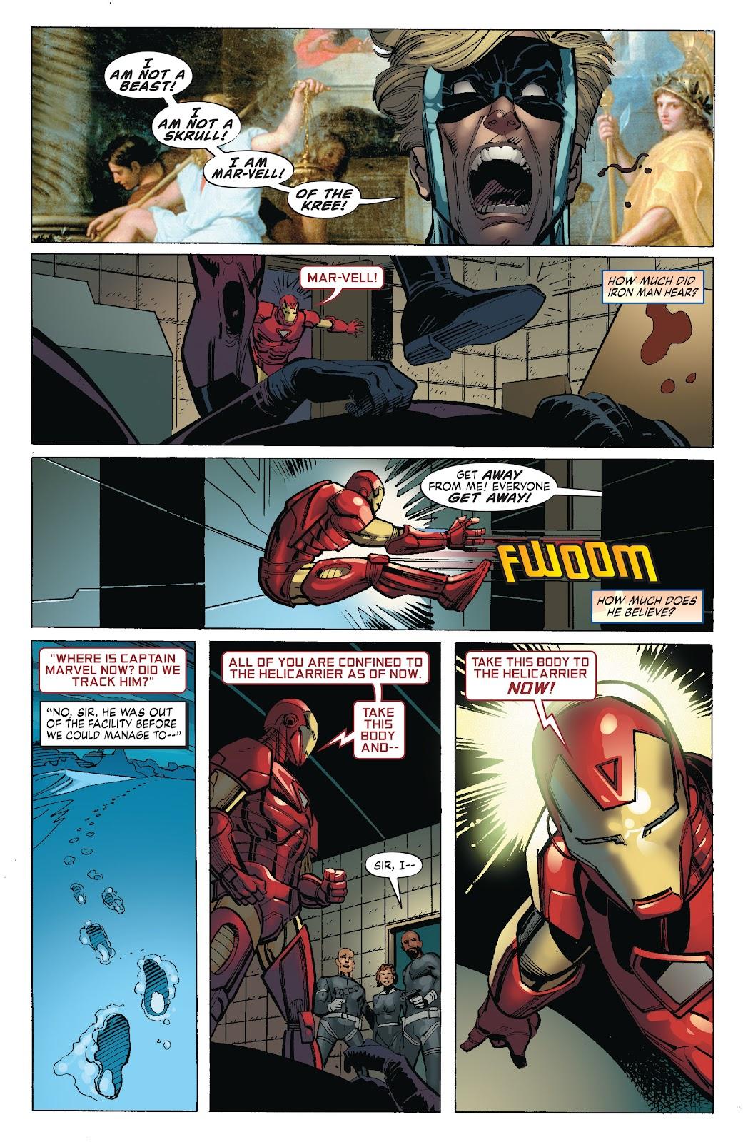 Read online Secret Invasion: Rise of the Skrulls comic -  Issue # TPB (Part 4) - 33