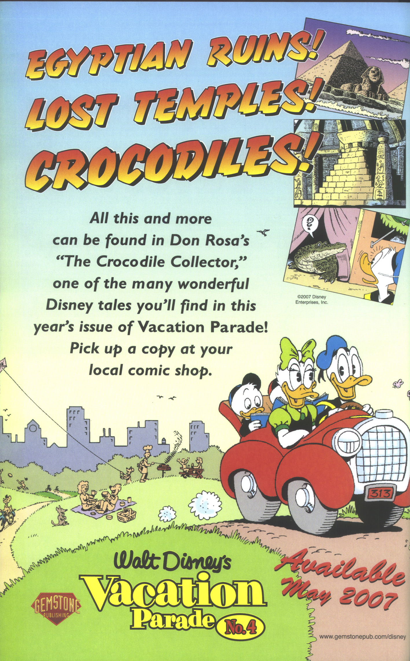 Read online Uncle Scrooge (1953) comic -  Issue #365 - 25