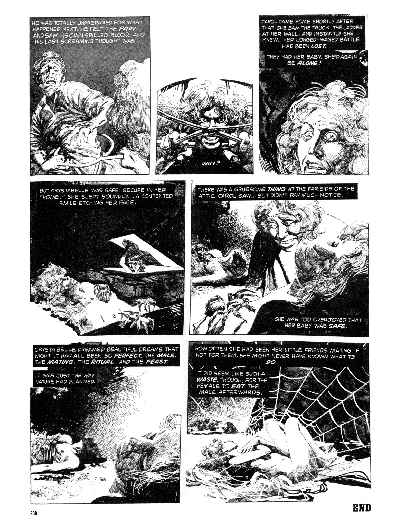 Read online Eerie Archives comic -  Issue # TPB 18 - 235