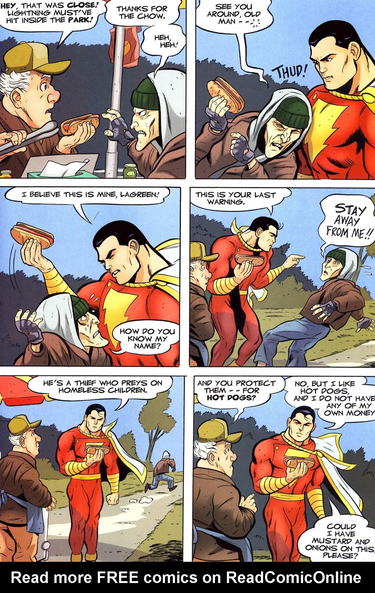 Read online Shazam!: The Monster Society of Evil comic -  Issue #1 - 32
