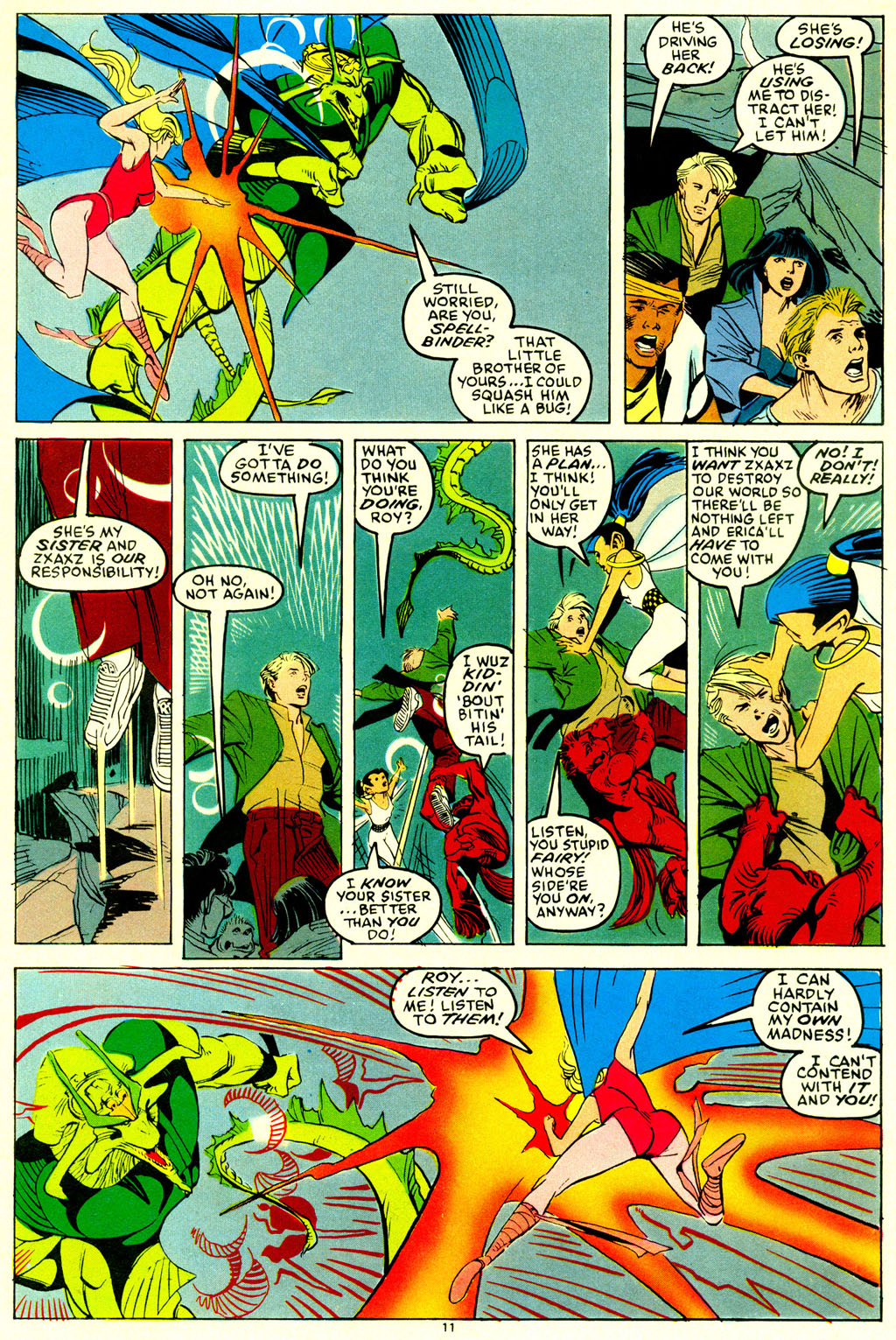 Read online Spellbound comic -  Issue #6 - 12