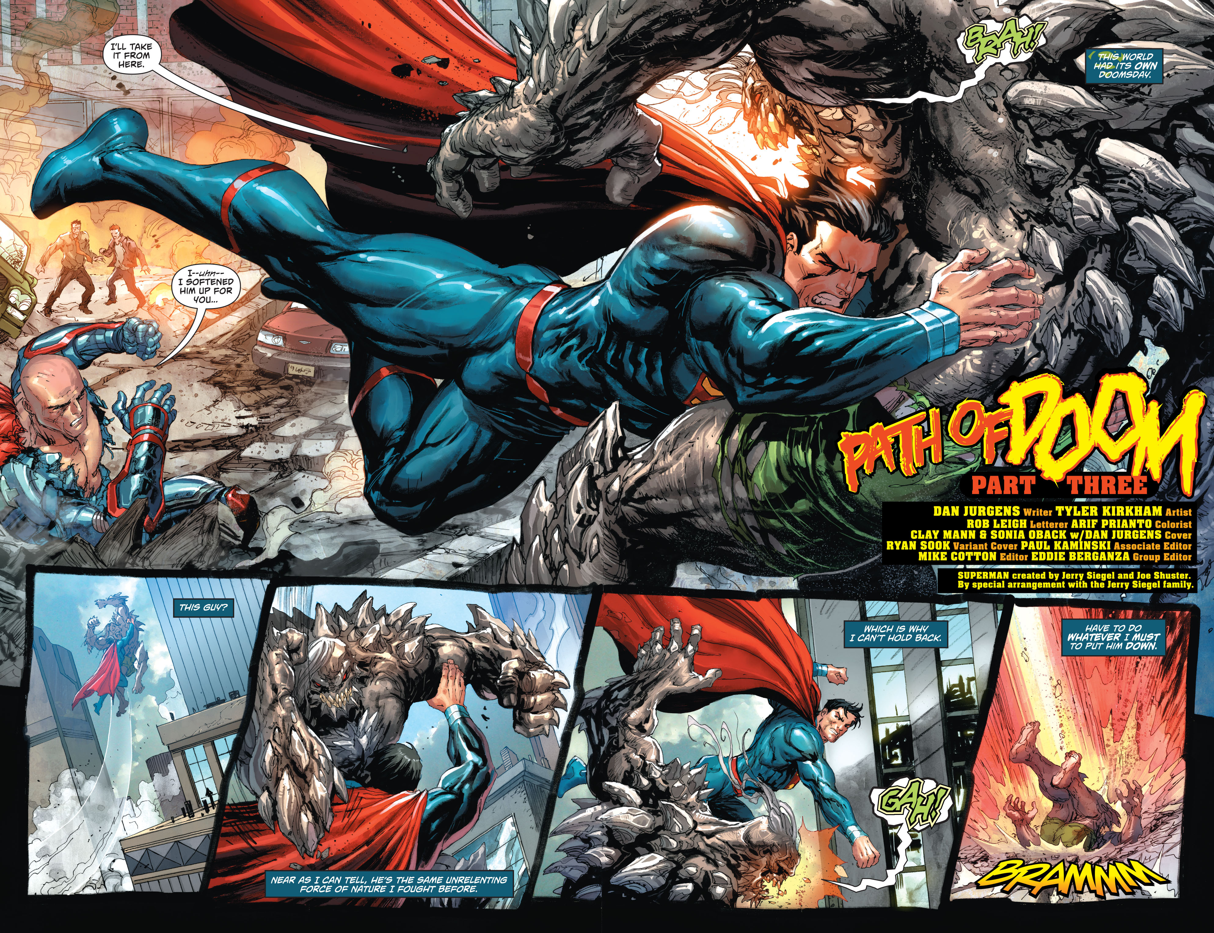 Read online Action Comics (2016) comic -  Issue #959 - 8