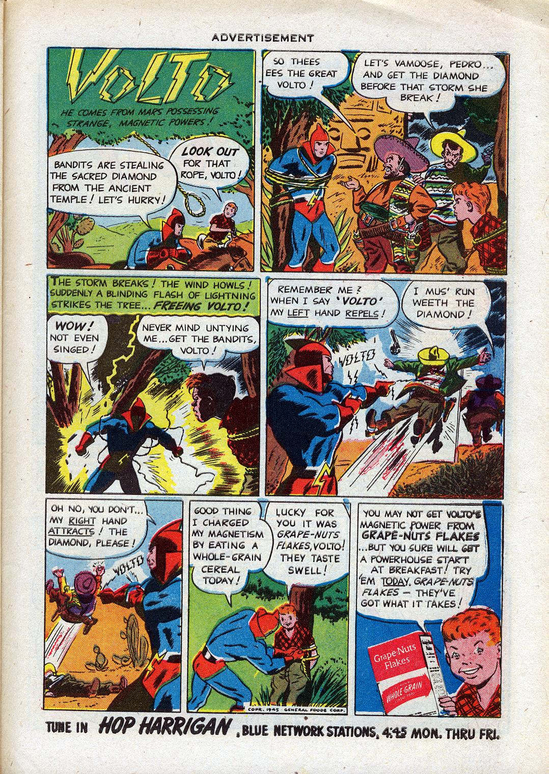 Sensation (Mystery) Comics issue 44 - Page 41