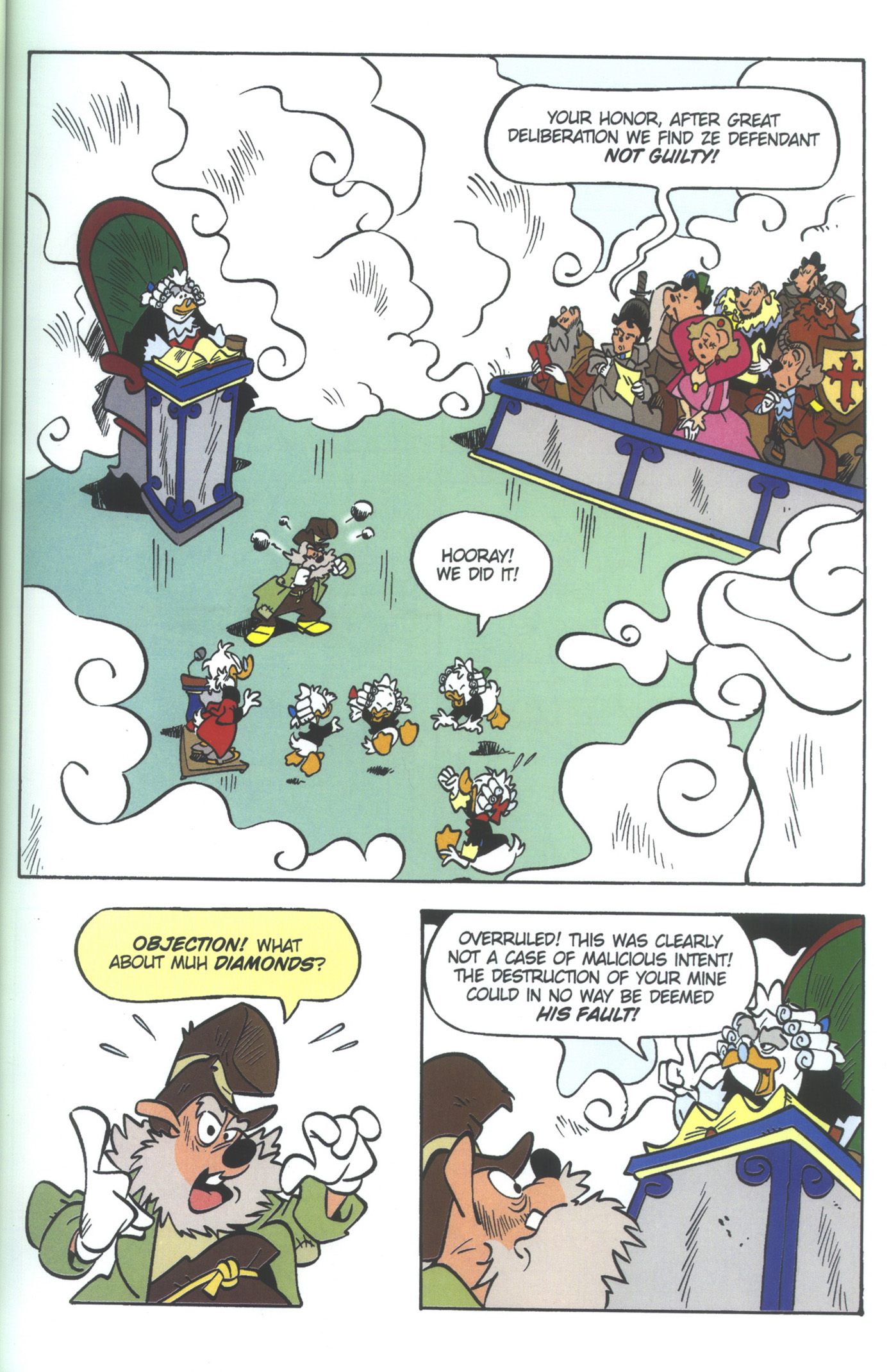 Read online Uncle Scrooge (1953) comic -  Issue #366 - 23