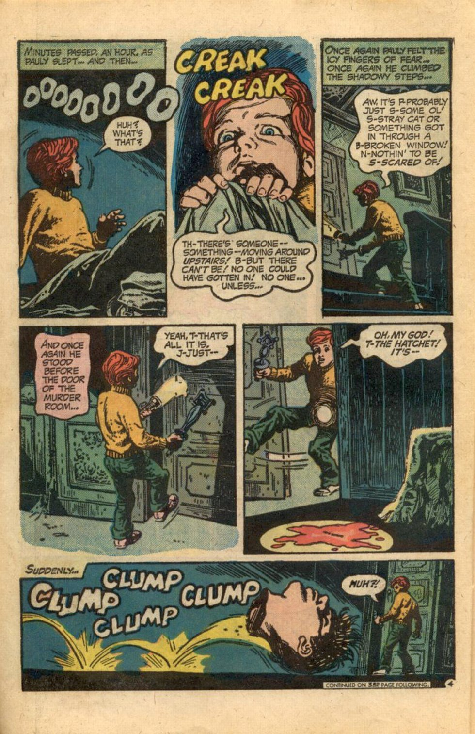House of Secrets (1956) issue 126 - Page 6