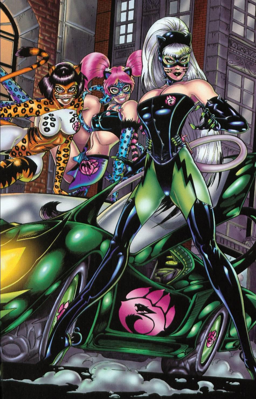 Read online 3 Little Kittens: Purrr-fect Weapons comic -  Issue #1 - 5