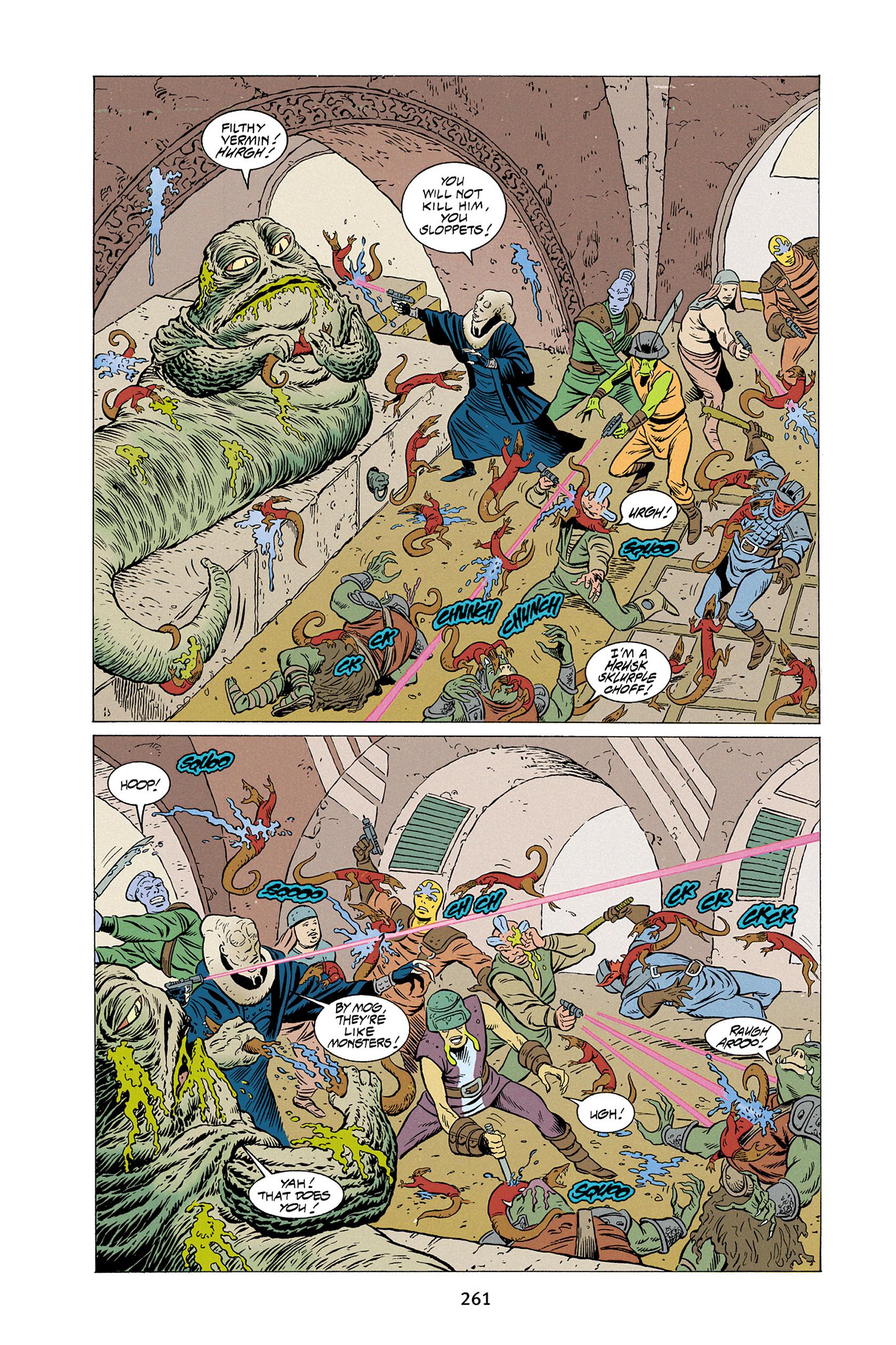 Read online Star Wars Omnibus comic -  Issue # Vol. 30 - 258