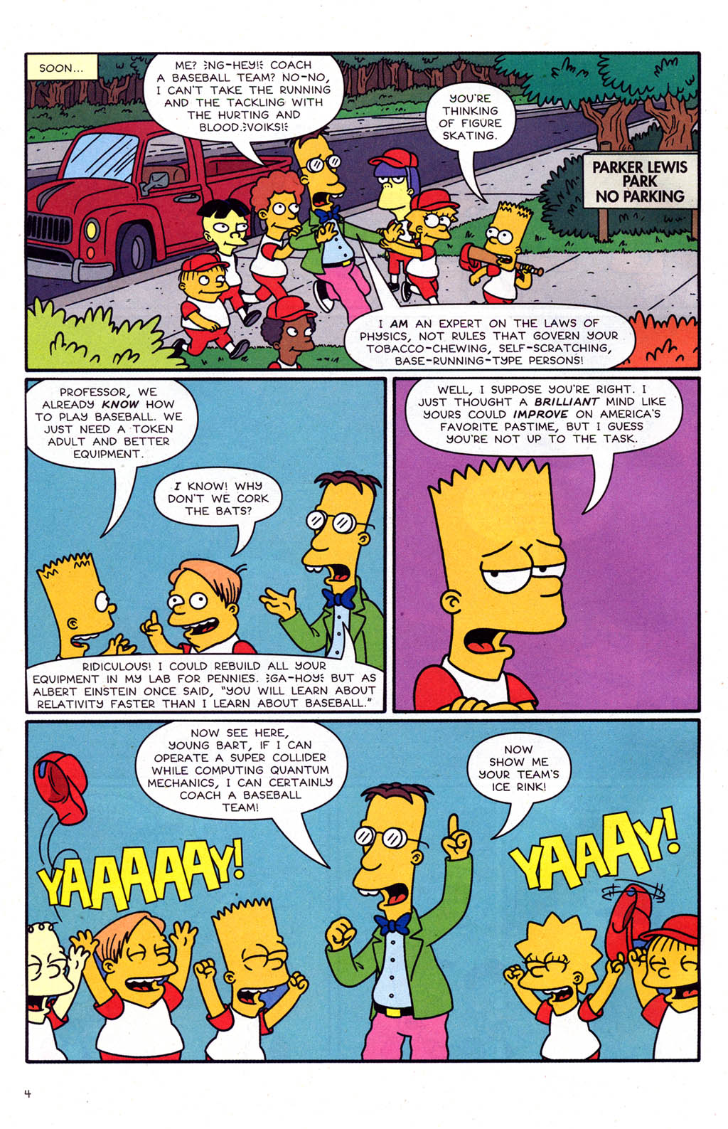 Read online Simpsons Comics Presents Bart Simpson comic -  Issue #21 - 6
