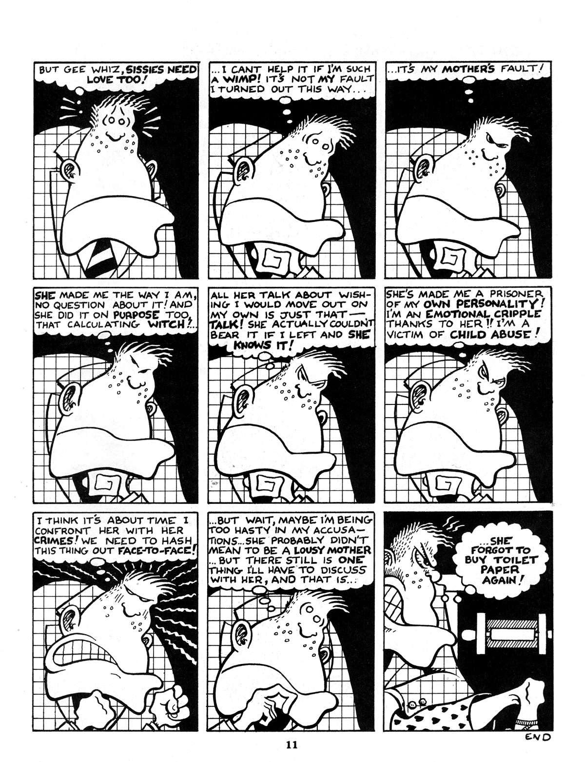 Read online Neat Stuff comic -  Issue #10 - 13