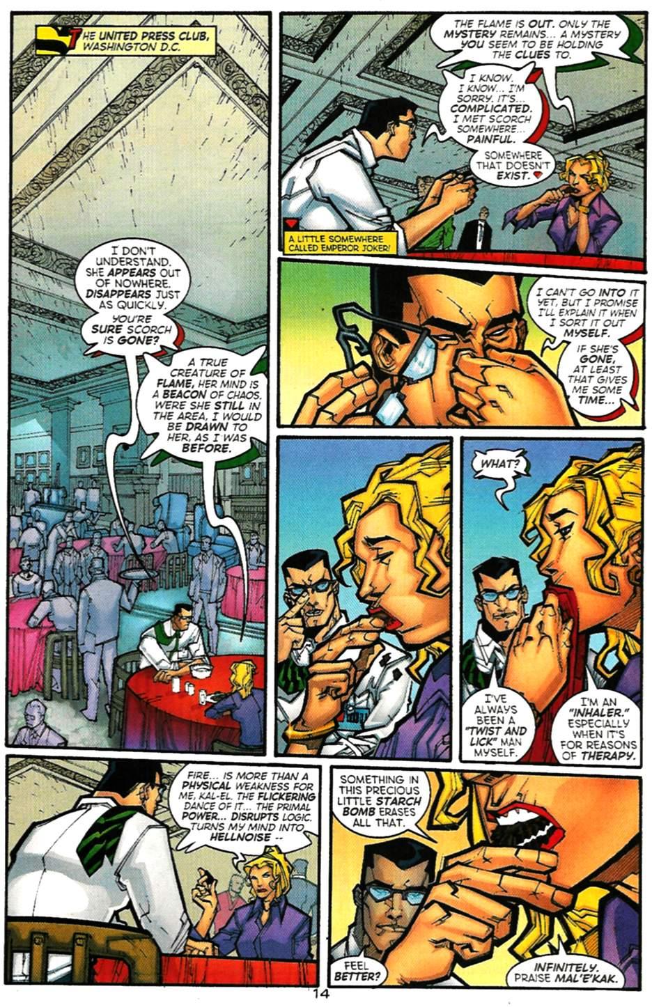 Action Comics (1938) 774 Page 14