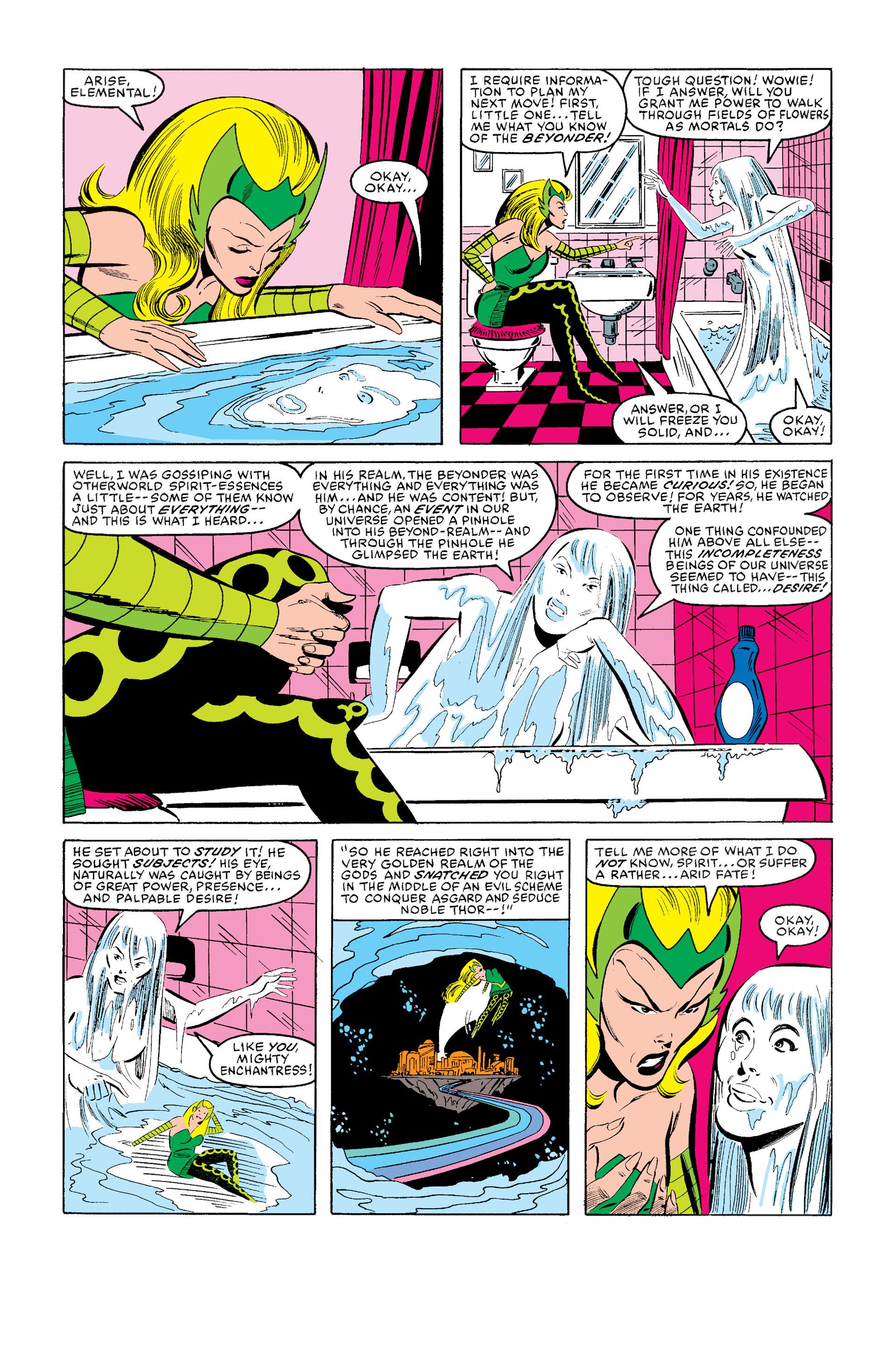 Read online Secret Wars (1985) comic -  Issue #12 - 6