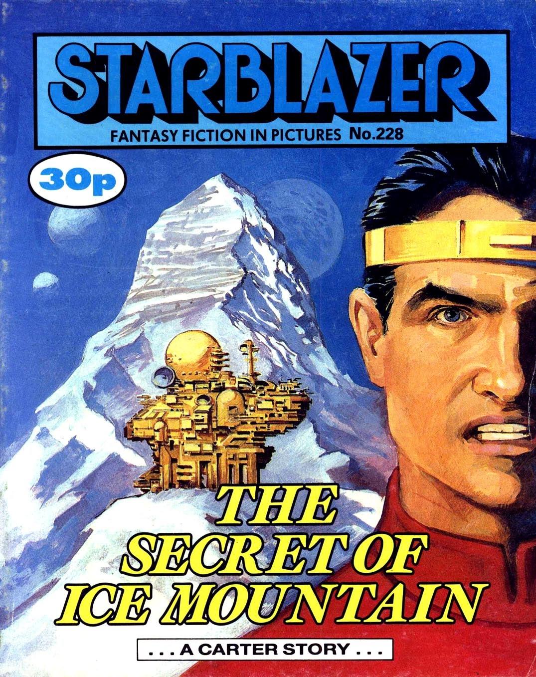 Starblazer issue 228 - Page 1