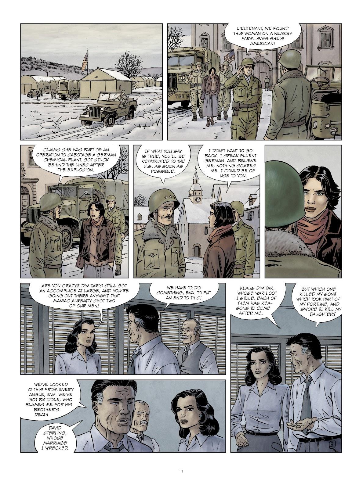 Read online Sherman comic -  Issue #6 - 11