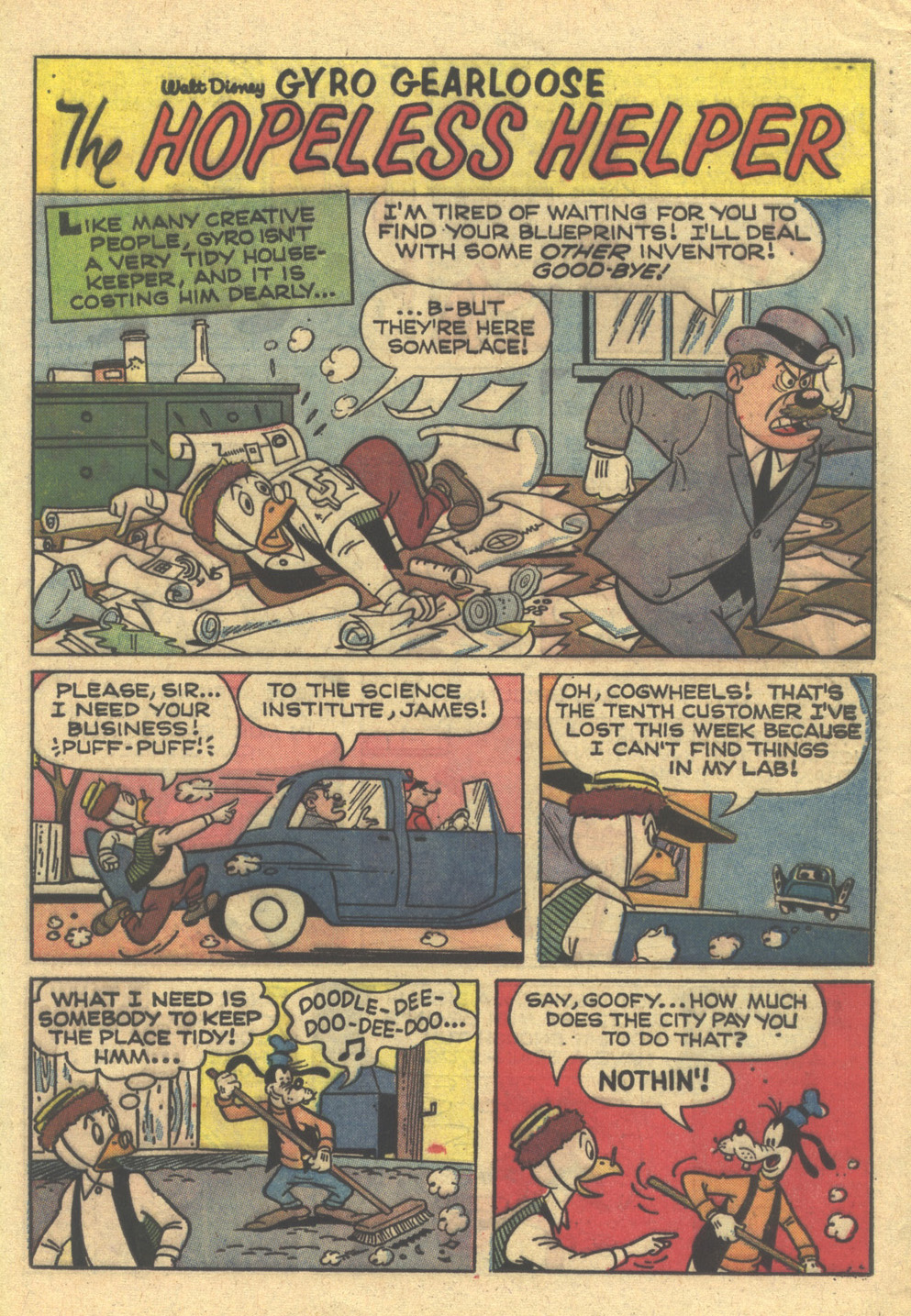 Read online Uncle Scrooge (1953) comic -  Issue #76 - 21