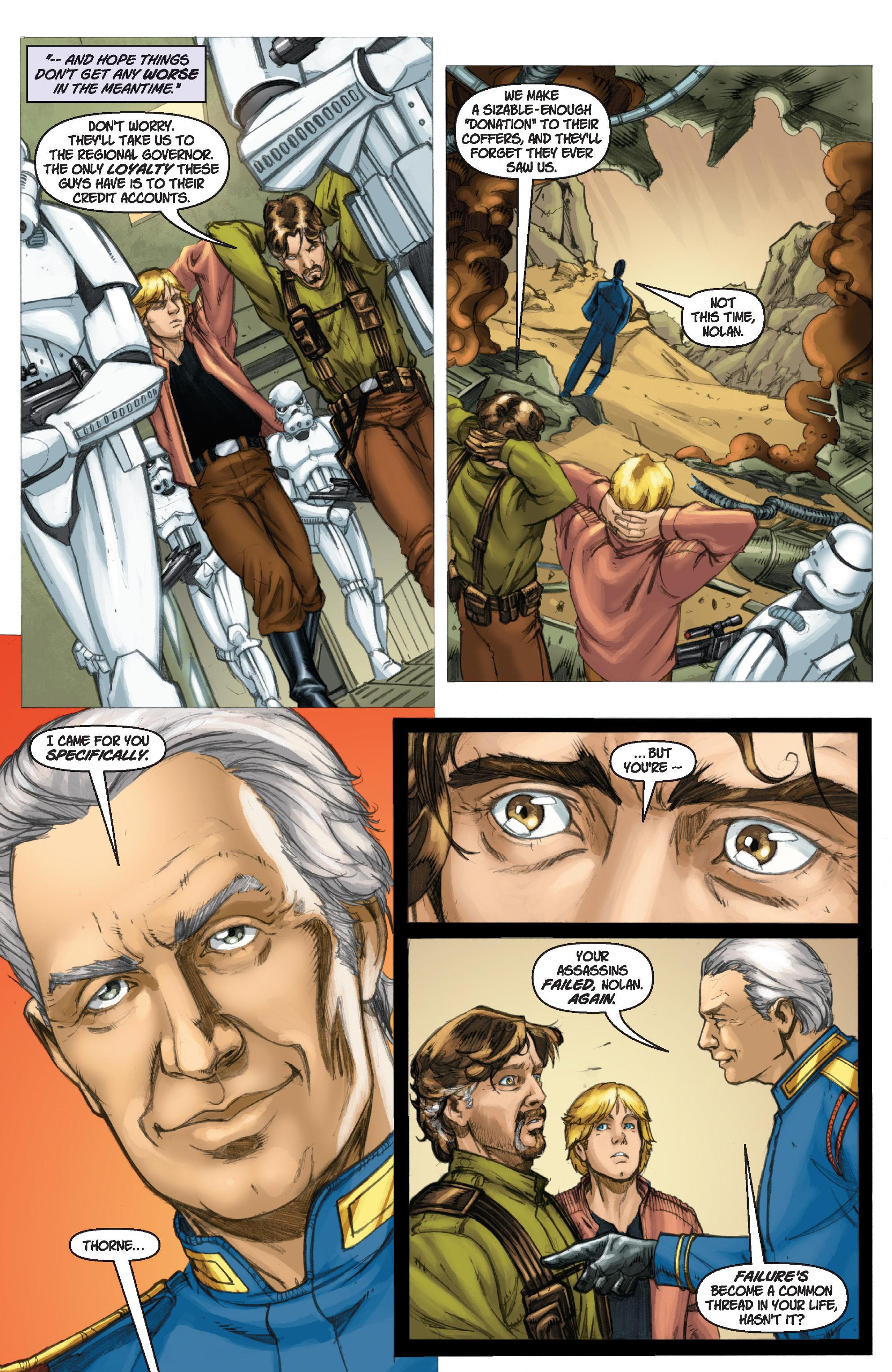 Read online Star Wars Omnibus comic -  Issue # Vol. 20 - 137