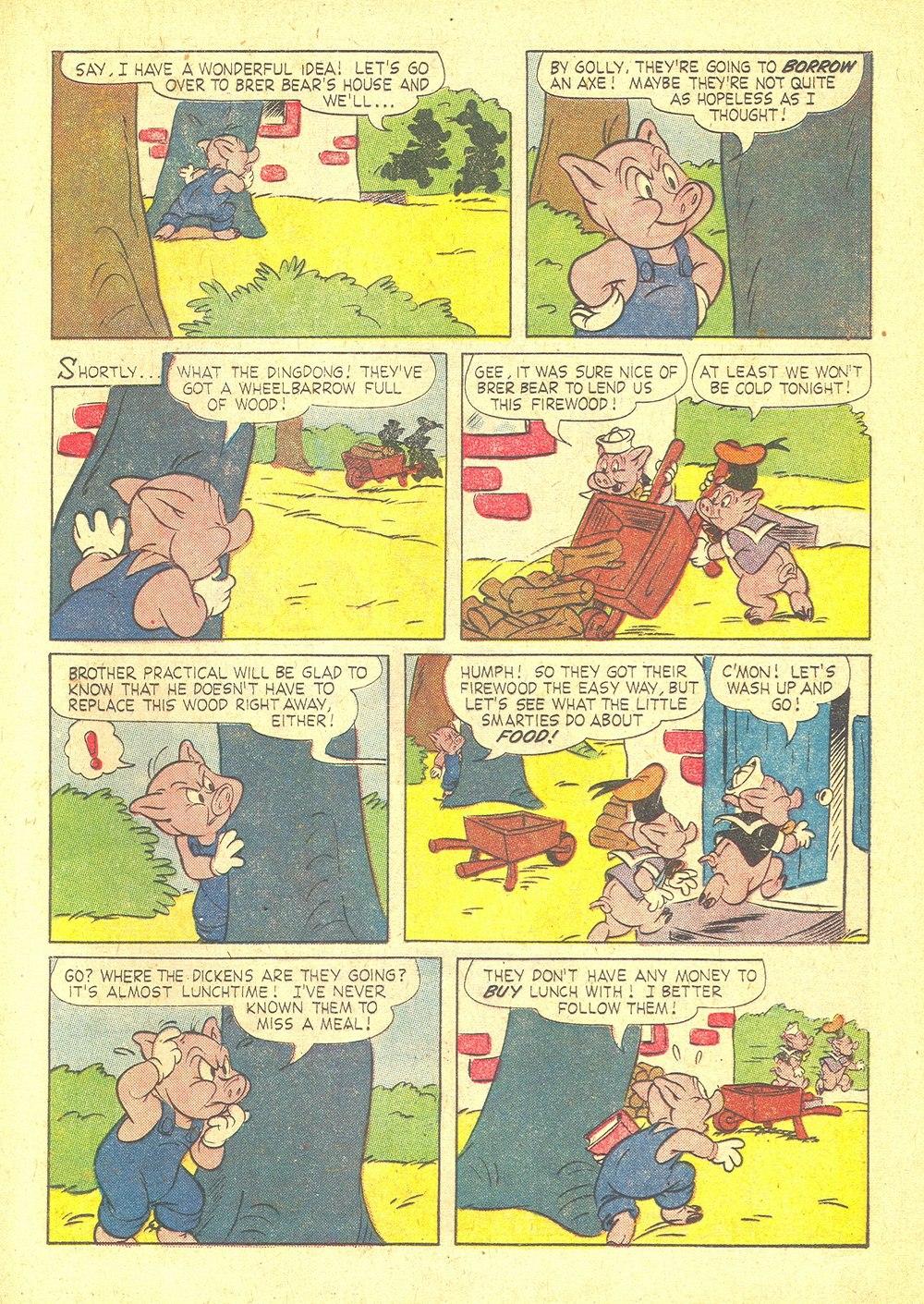 Walt Disneys Chip N Dale issue 25 - Page 25