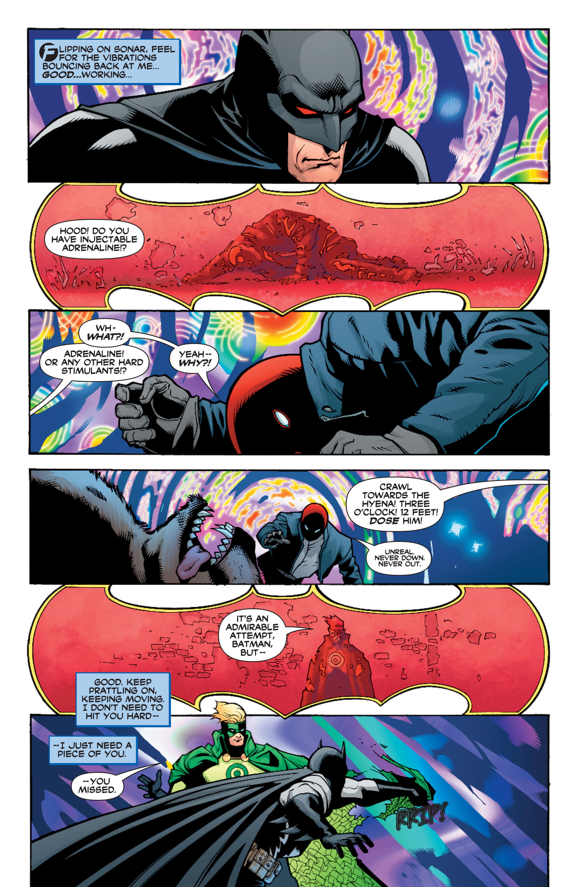 Read online Batman: Under The Red Hood comic -  Issue # Full - 239