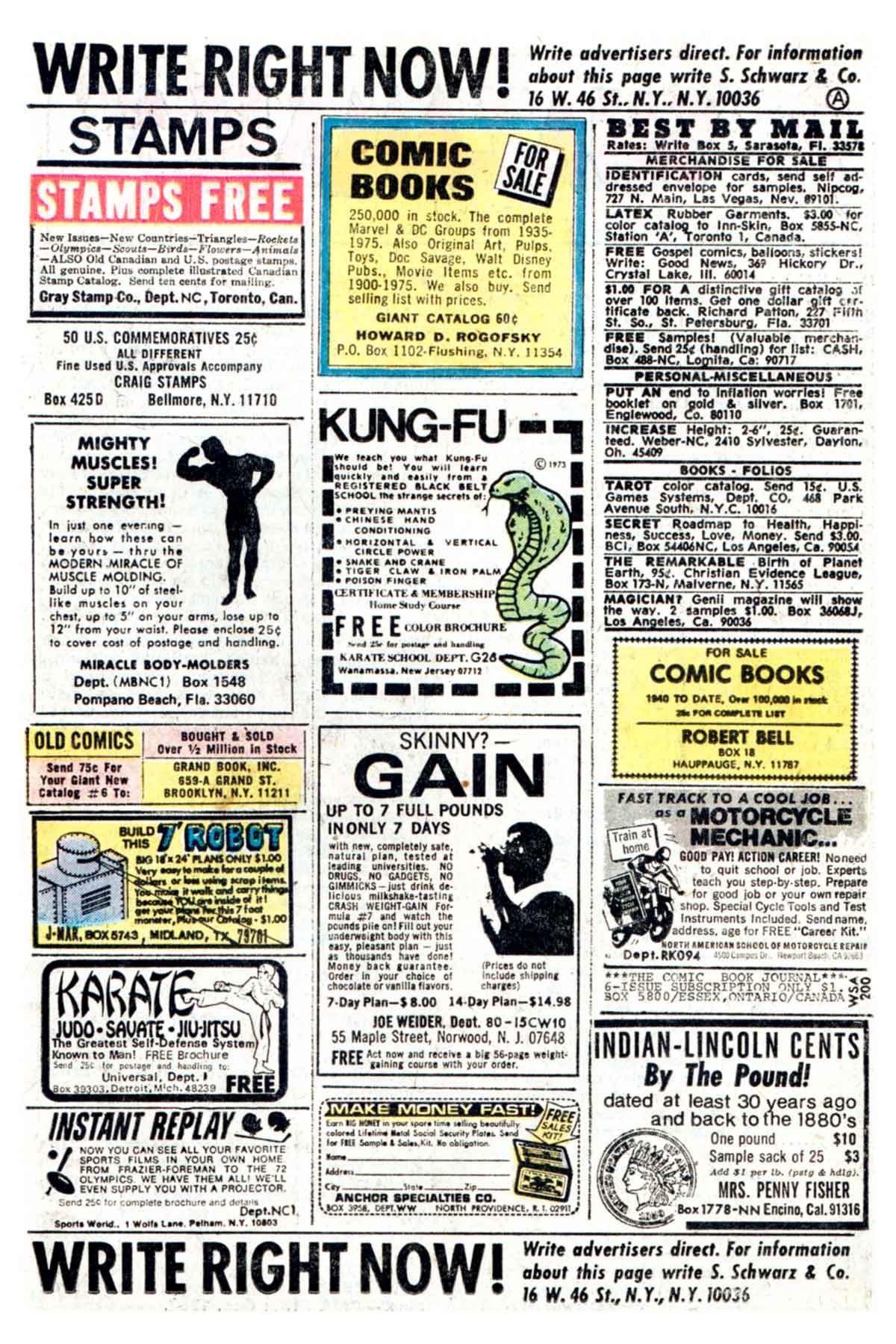 Read online Shazam! (1973) comic -  Issue #16 - 69