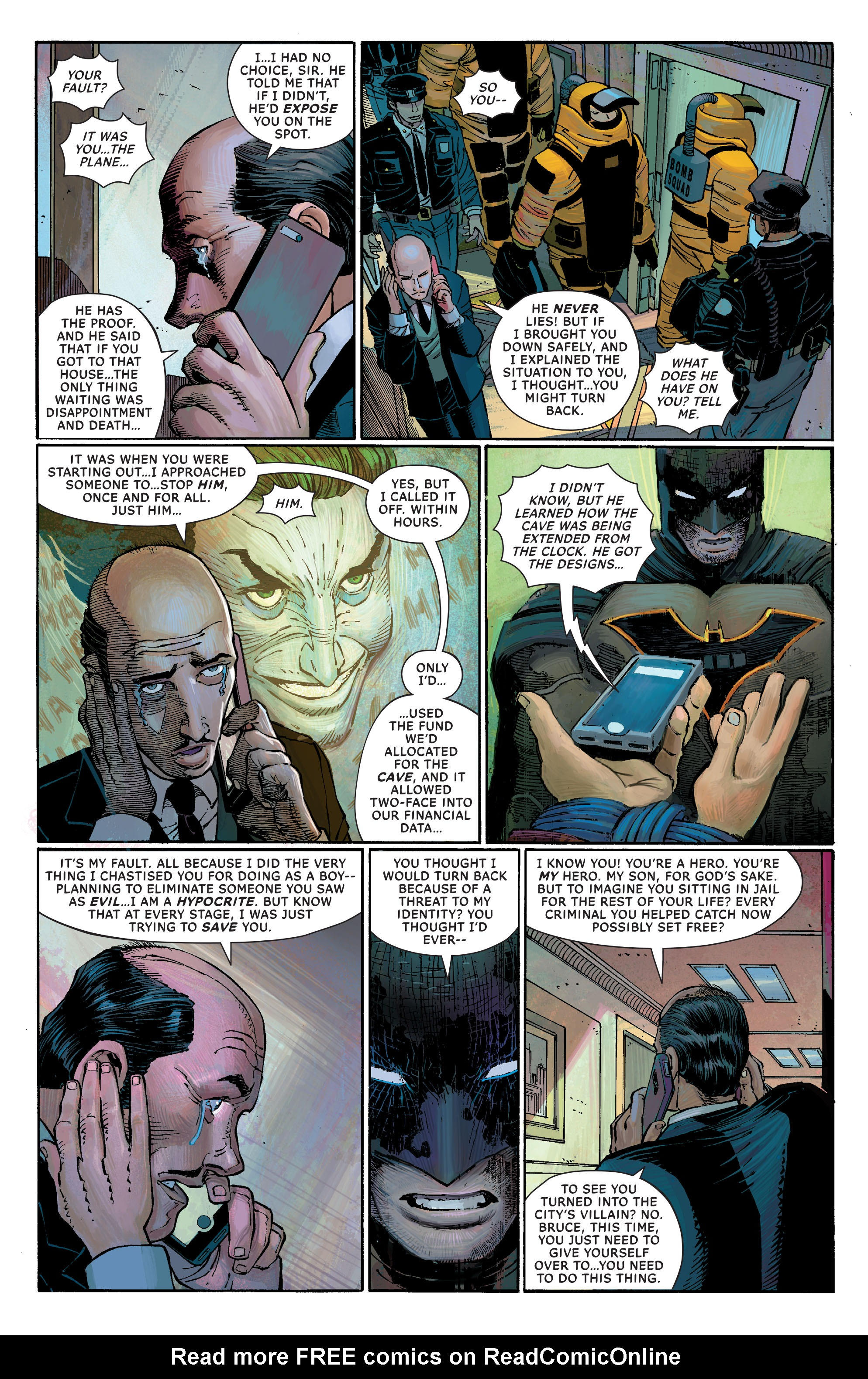 Read online All-Star Batman comic -  Issue #5 - 22