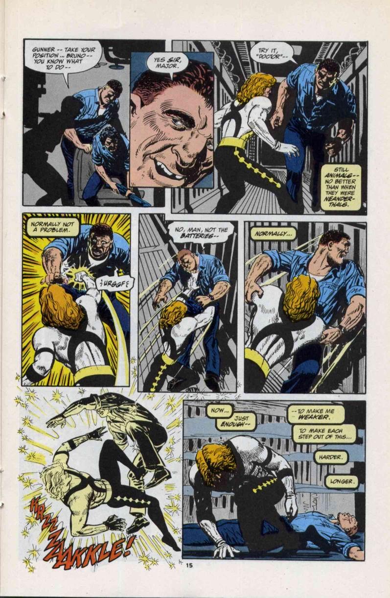 Read online Doctor Zero comic -  Issue #6 - 17