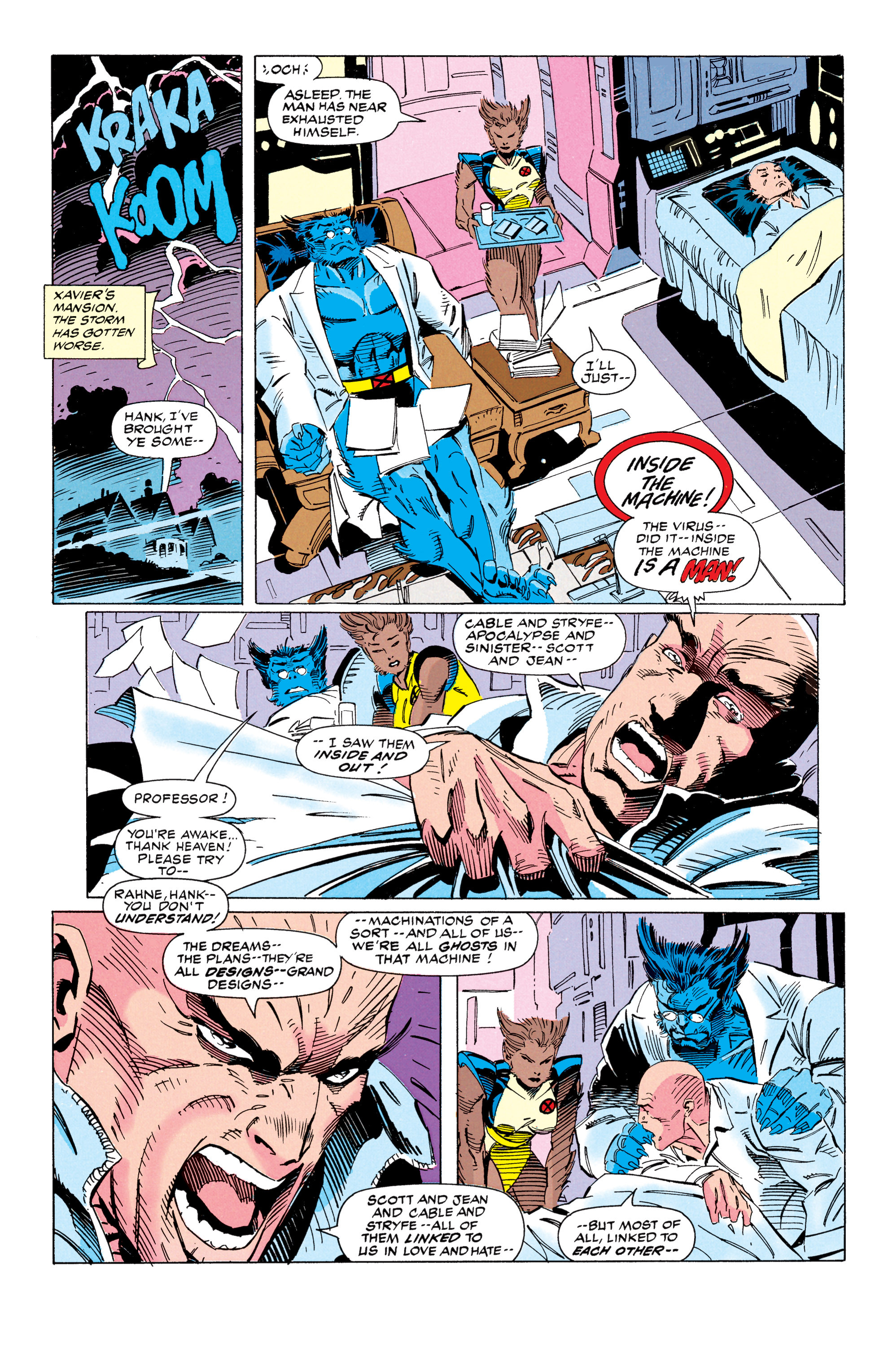 X-Men (1991) 16 Page 21