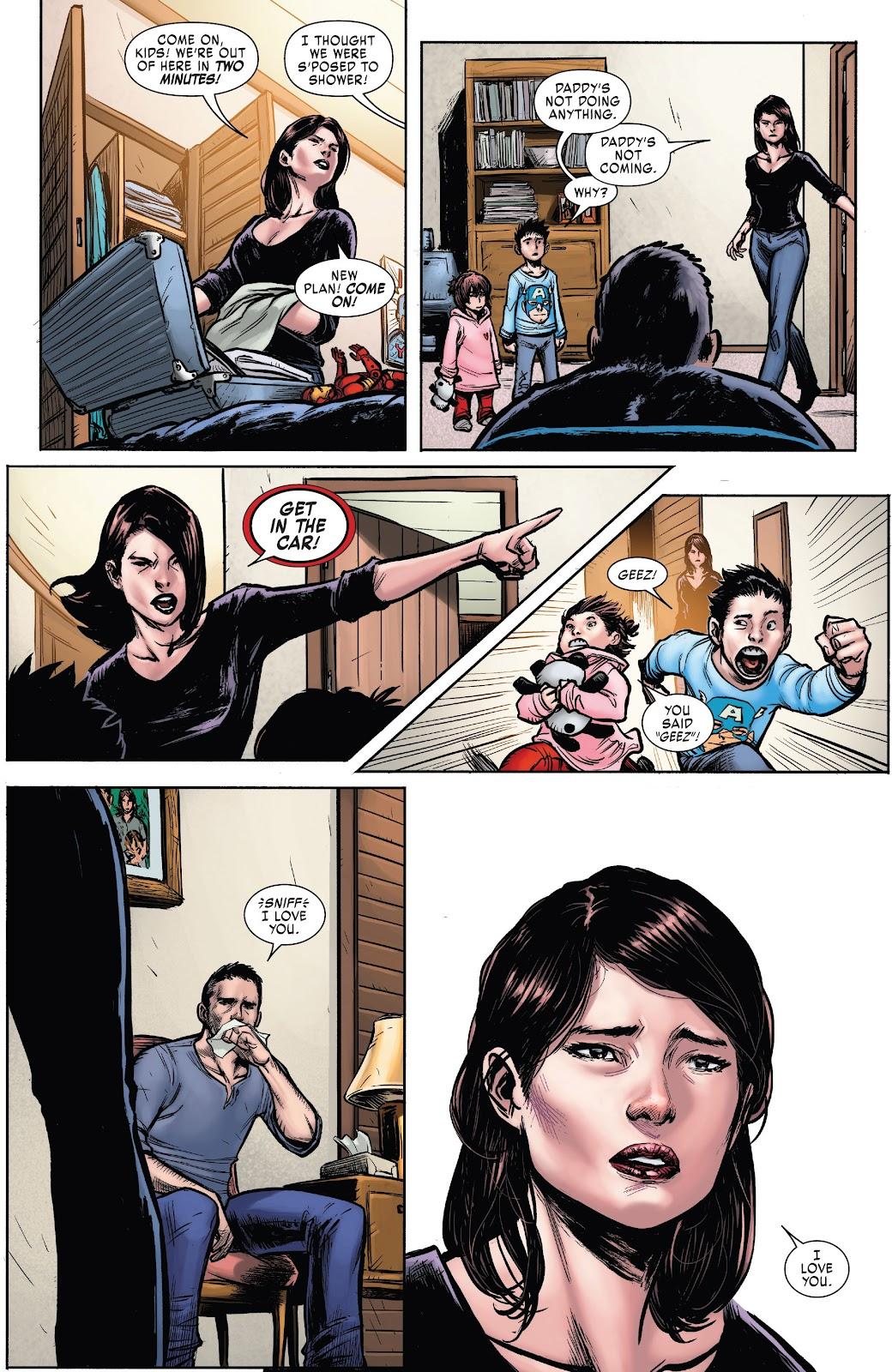Read online Hulkverines comic -  Issue #1 - 12