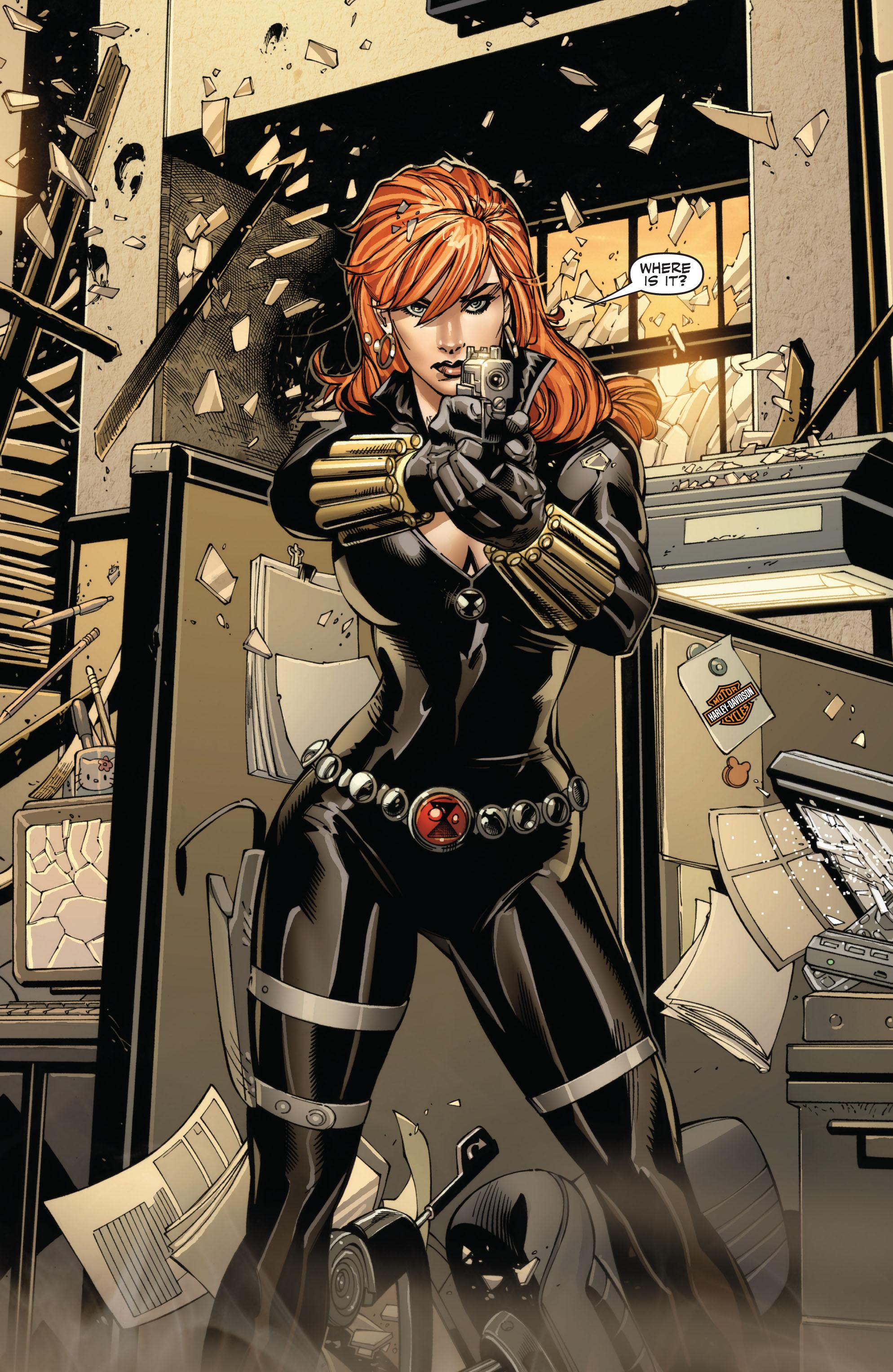 Read online Secret Avengers (2010) comic -  Issue #15 - 6