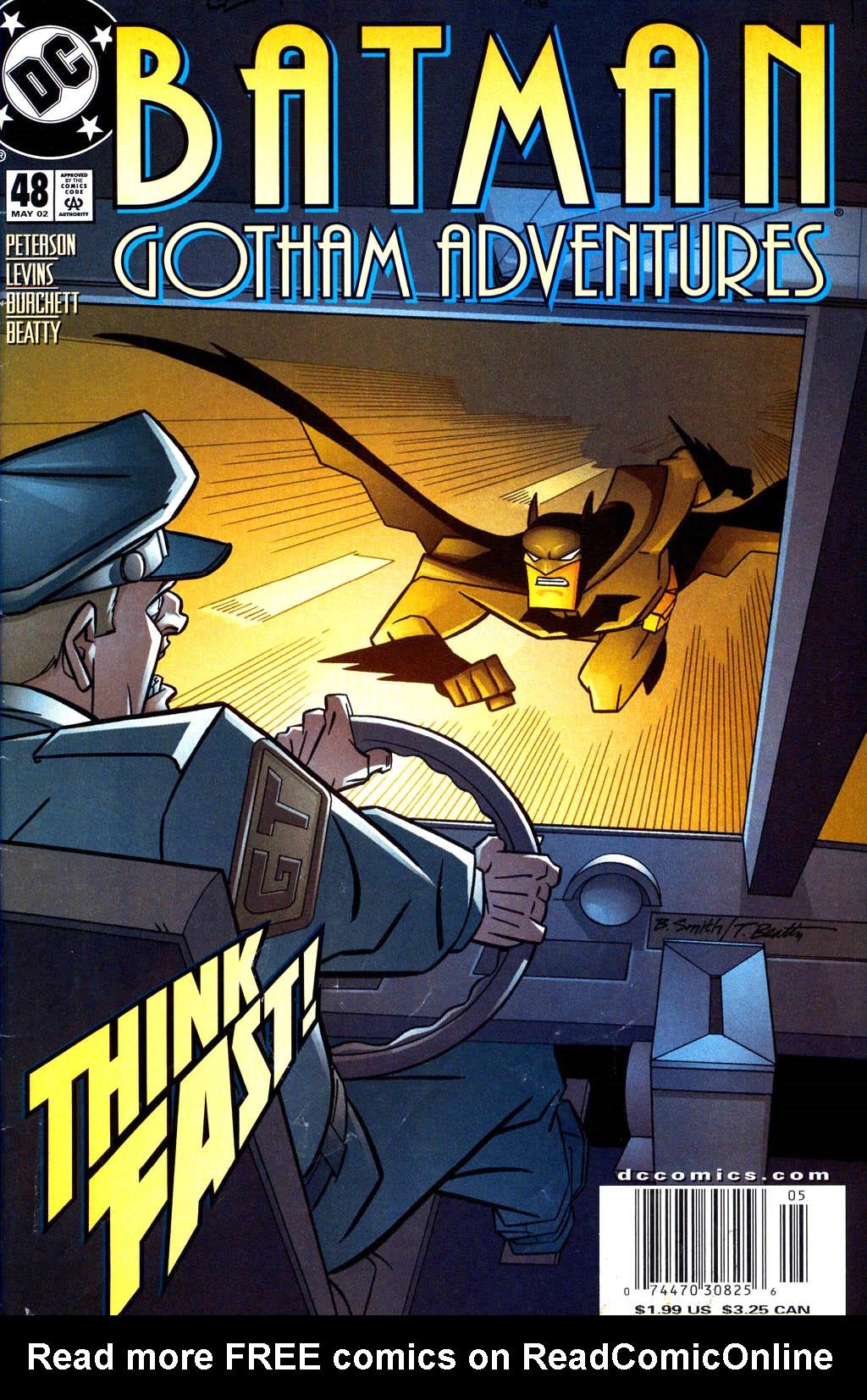 Batman: Gotham Adventures 48 Page 1