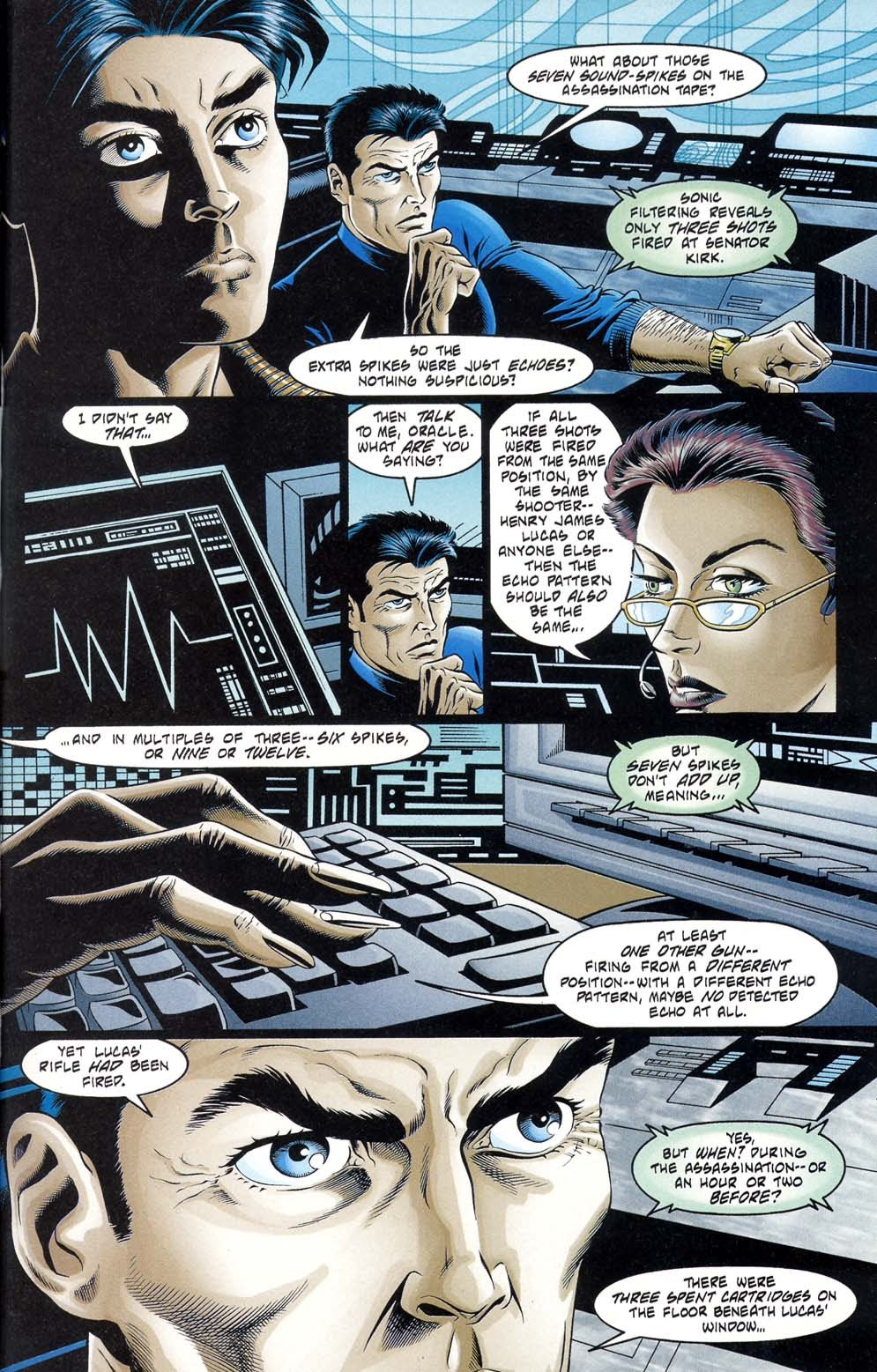 Batman: Outlaws issue 2 - Page 32