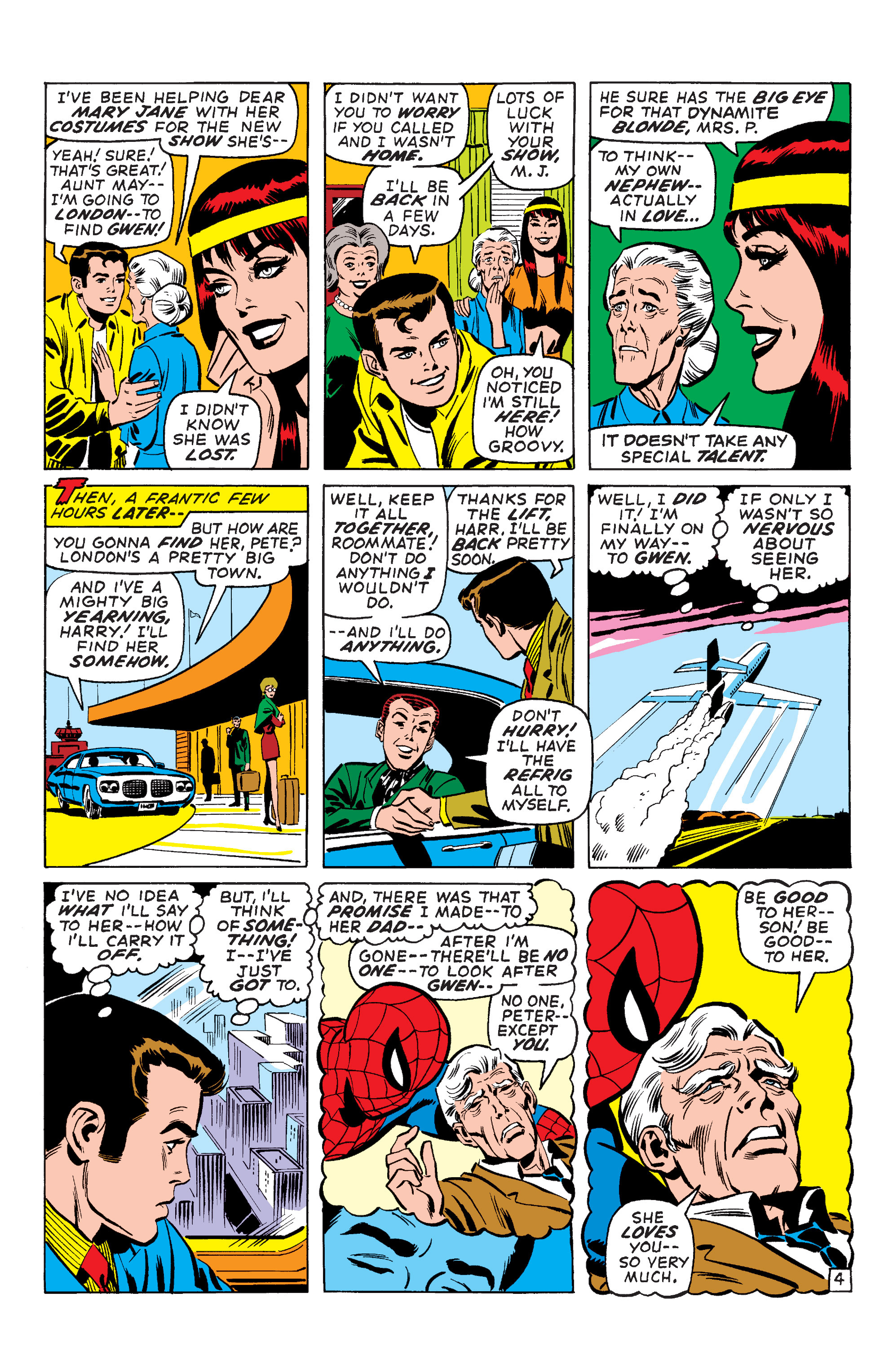 The Amazing Spider-Man (1963) 95 Page 4