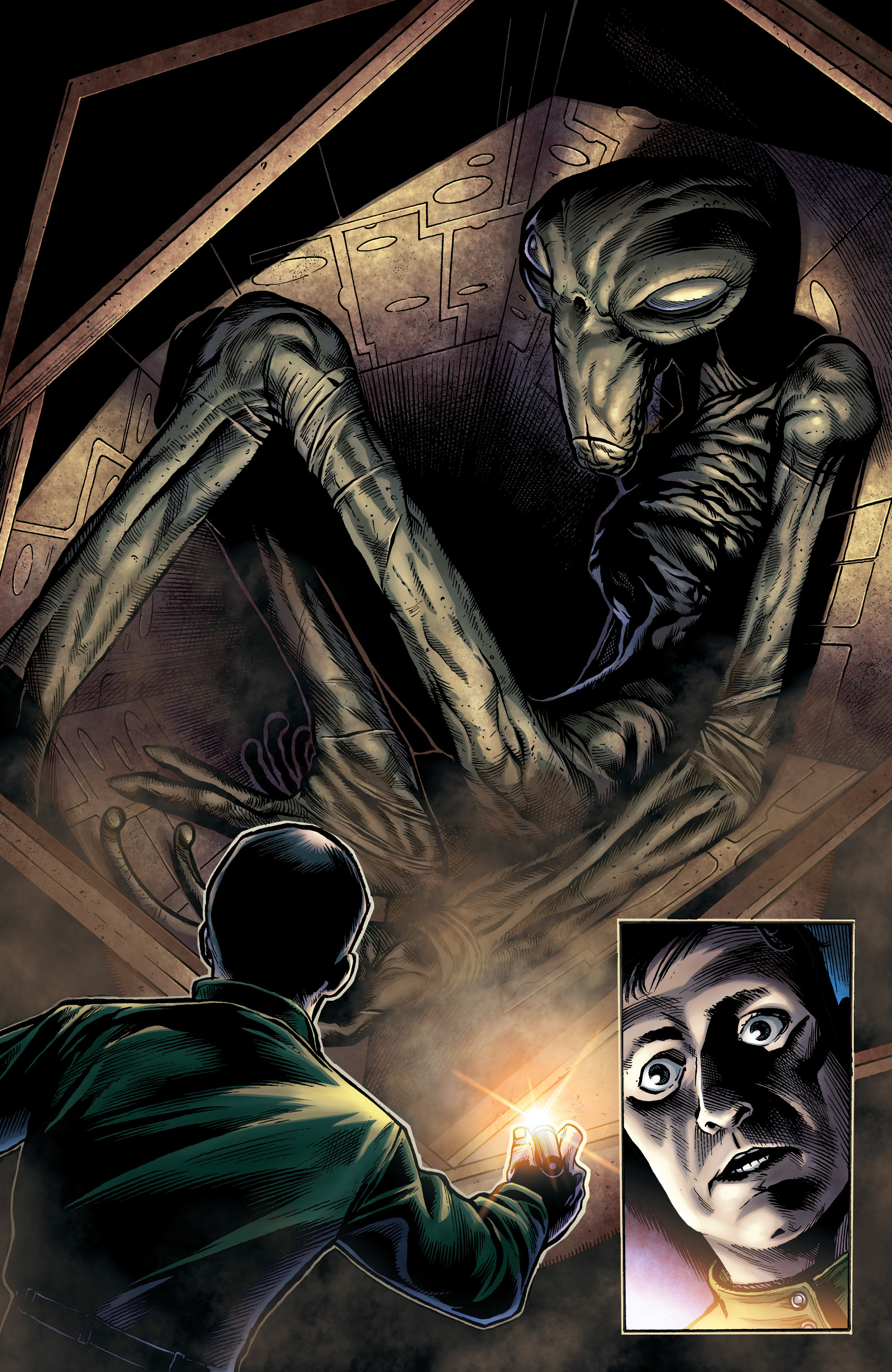 Read online Caliban comic -  Issue #1 - 25