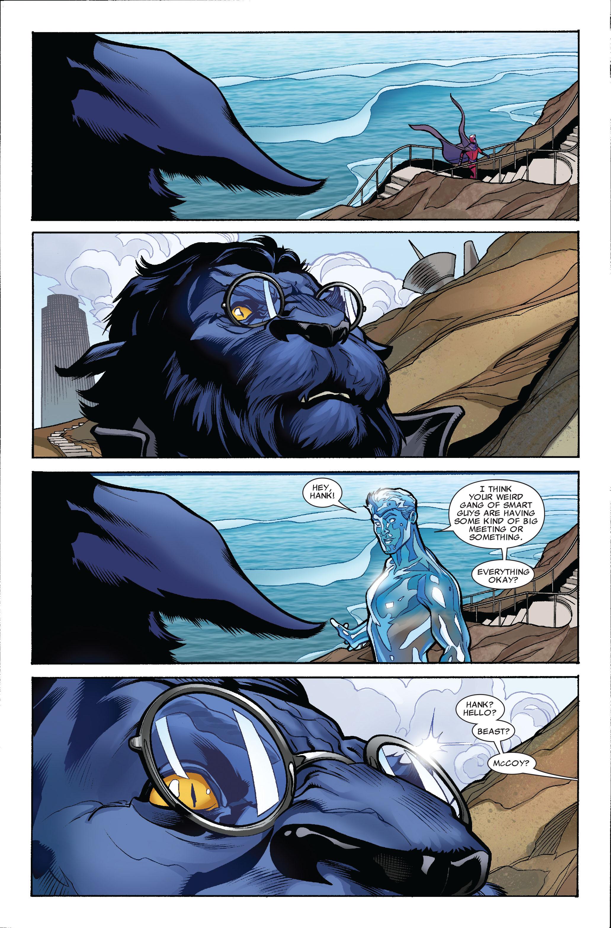 Read online Uncanny X-Men (1963) comic -  Issue #519 - 16