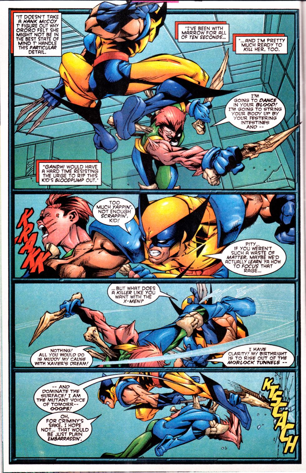 X-Men (1991) 72 Page 9
